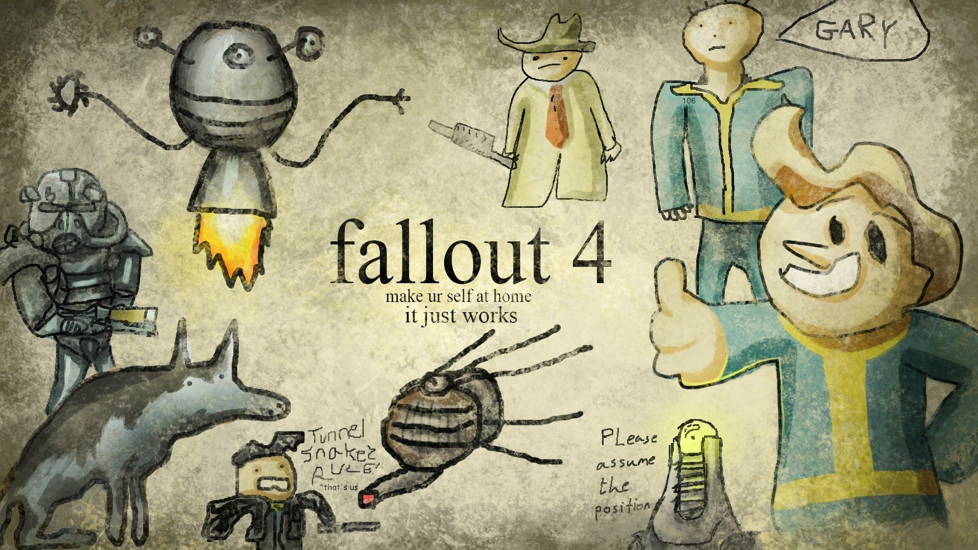 Fallout Wallpapers Hd 79 Background Pictures