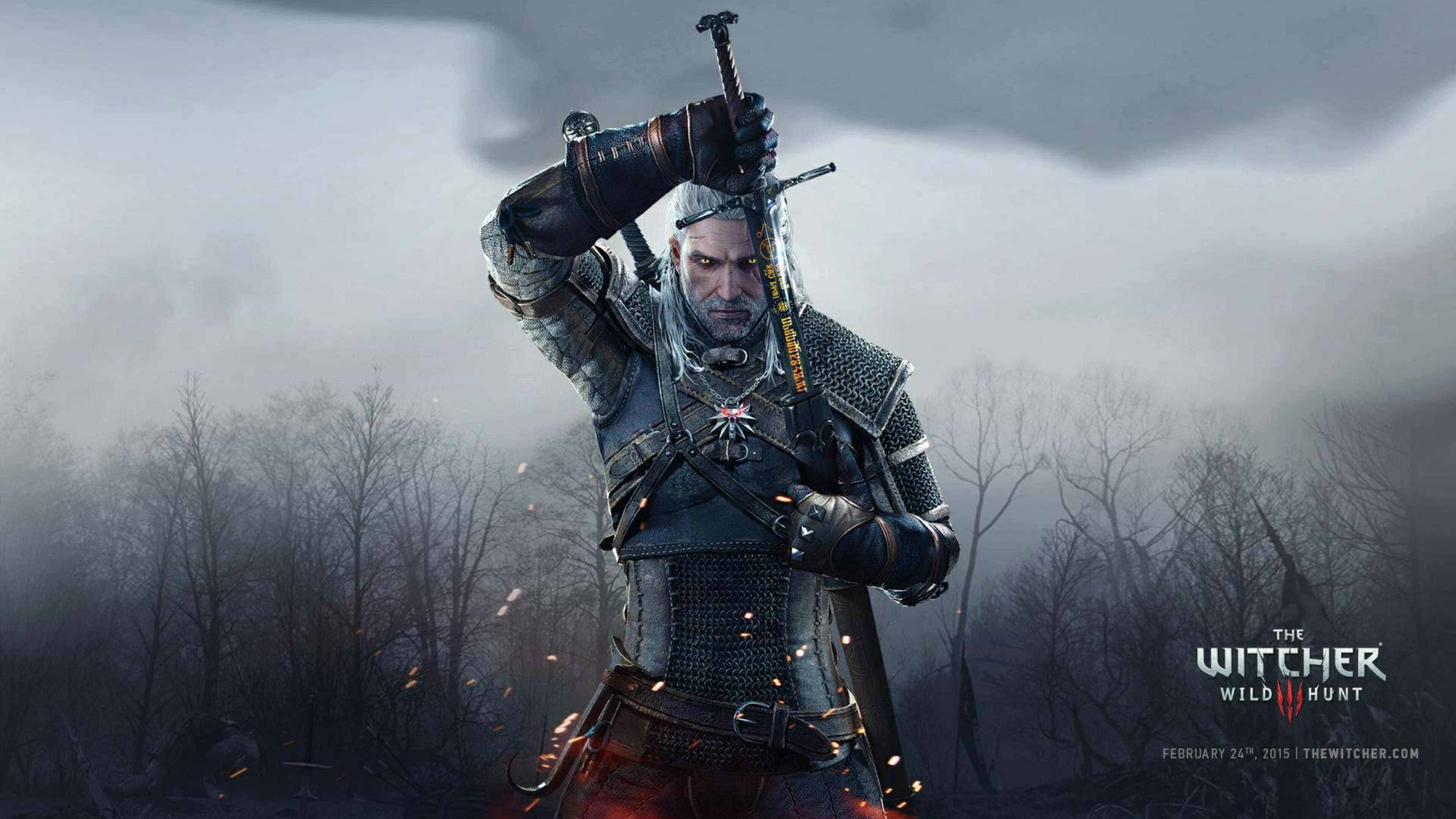 3840x2160 Some 4k witcher 3 wallpapers. by Awesomeflubkin via AndroidJul 17 2016. Load 6