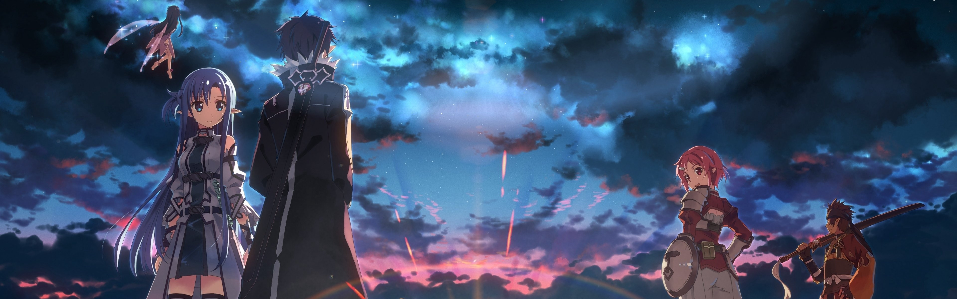 Dual Monitor Wallpapers Anime 56 Background Pictures