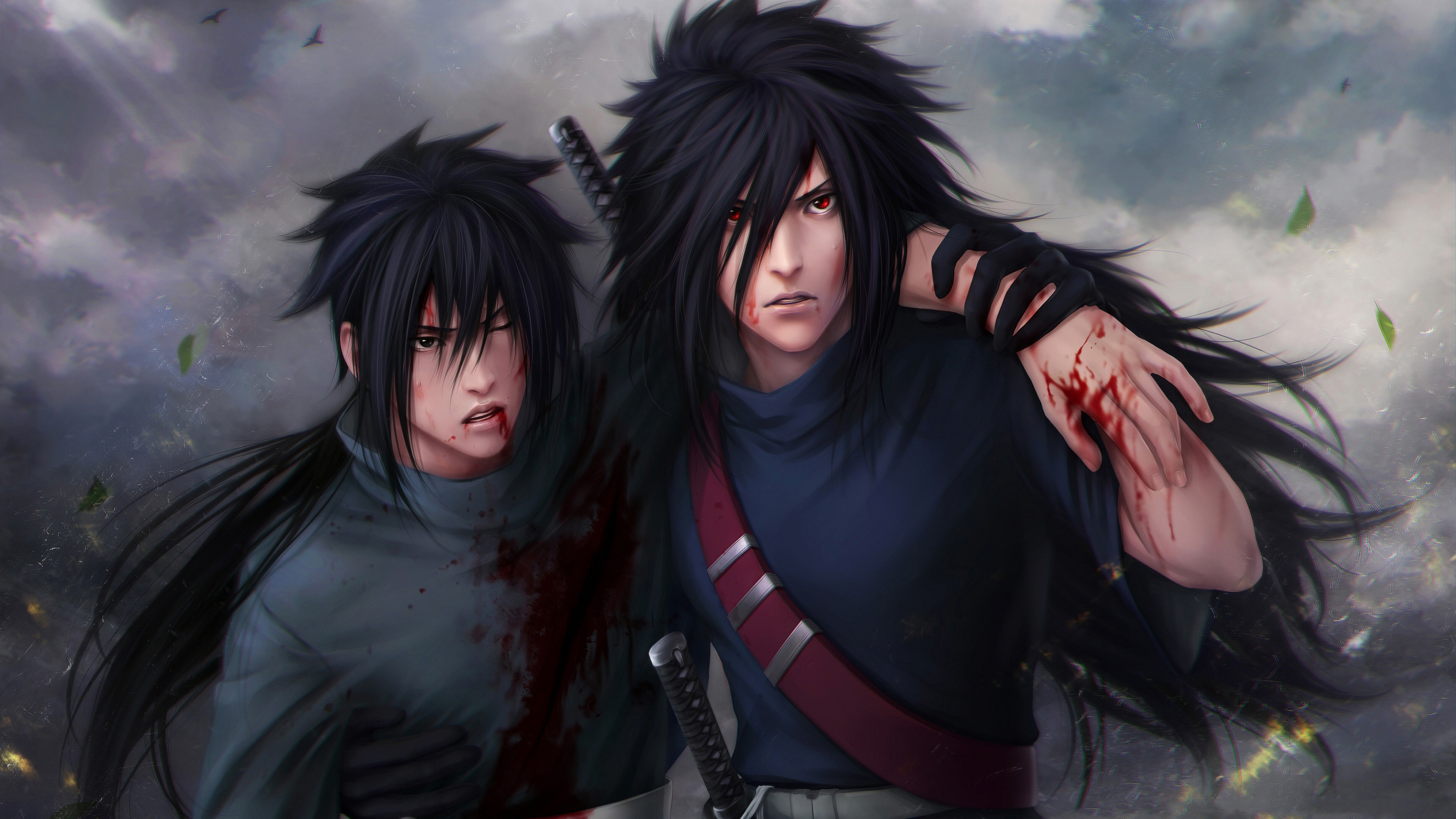 Naruto Vs Sasuke Wallpapers 76 Background Pictures