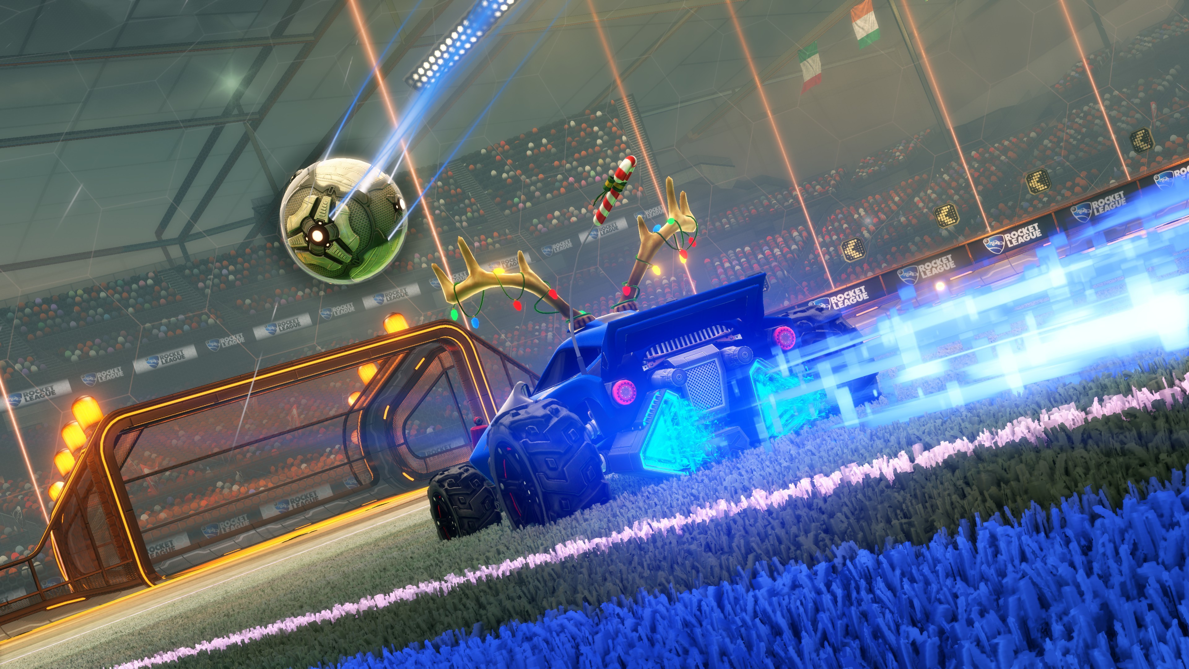 Rocket League Wallpapers (86+ background pictures)