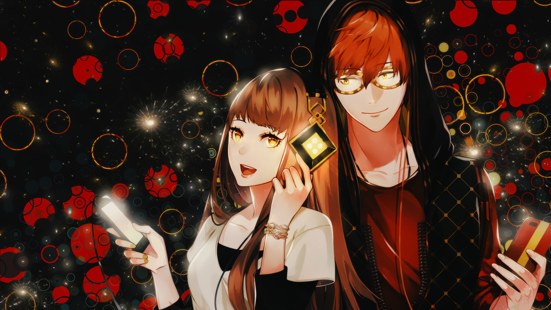 Mystic Messenger Wallpapers (81+ background pictures)