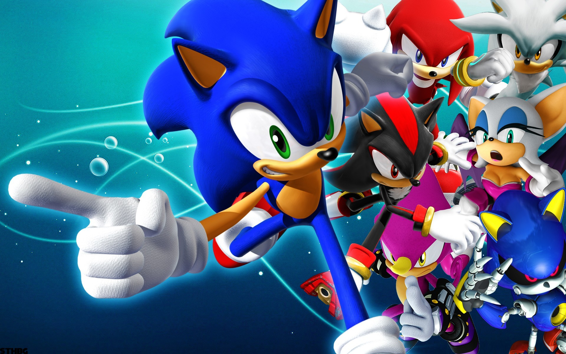 Sonic The Hedgehog Wallpapers 2018 89 Background Pictures