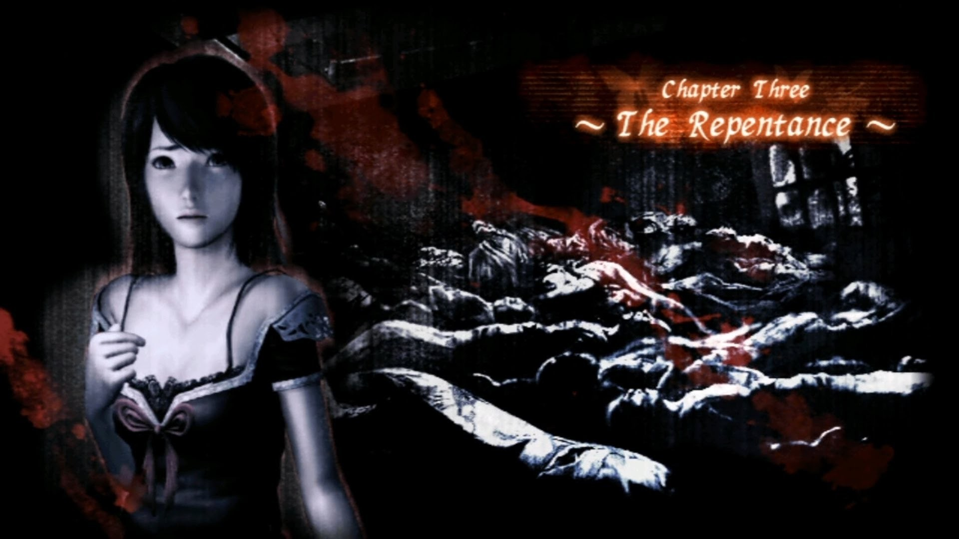 1920x1080 Fatal Frame 2 Wii Edition 3 The Repentance Quality Walkthrough