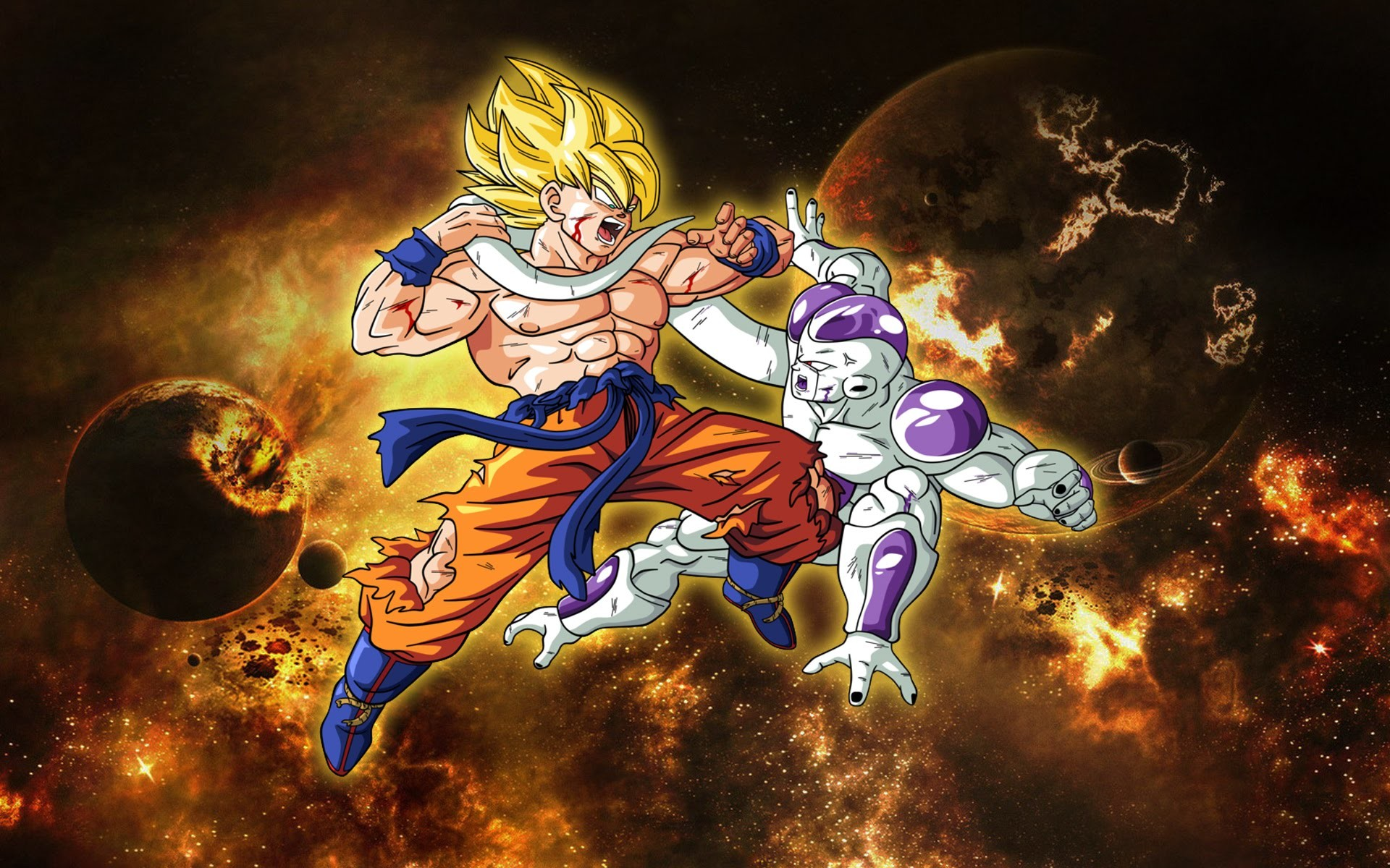 Frieza wallpapers 66 background pictures - Frieza wallpaper ...