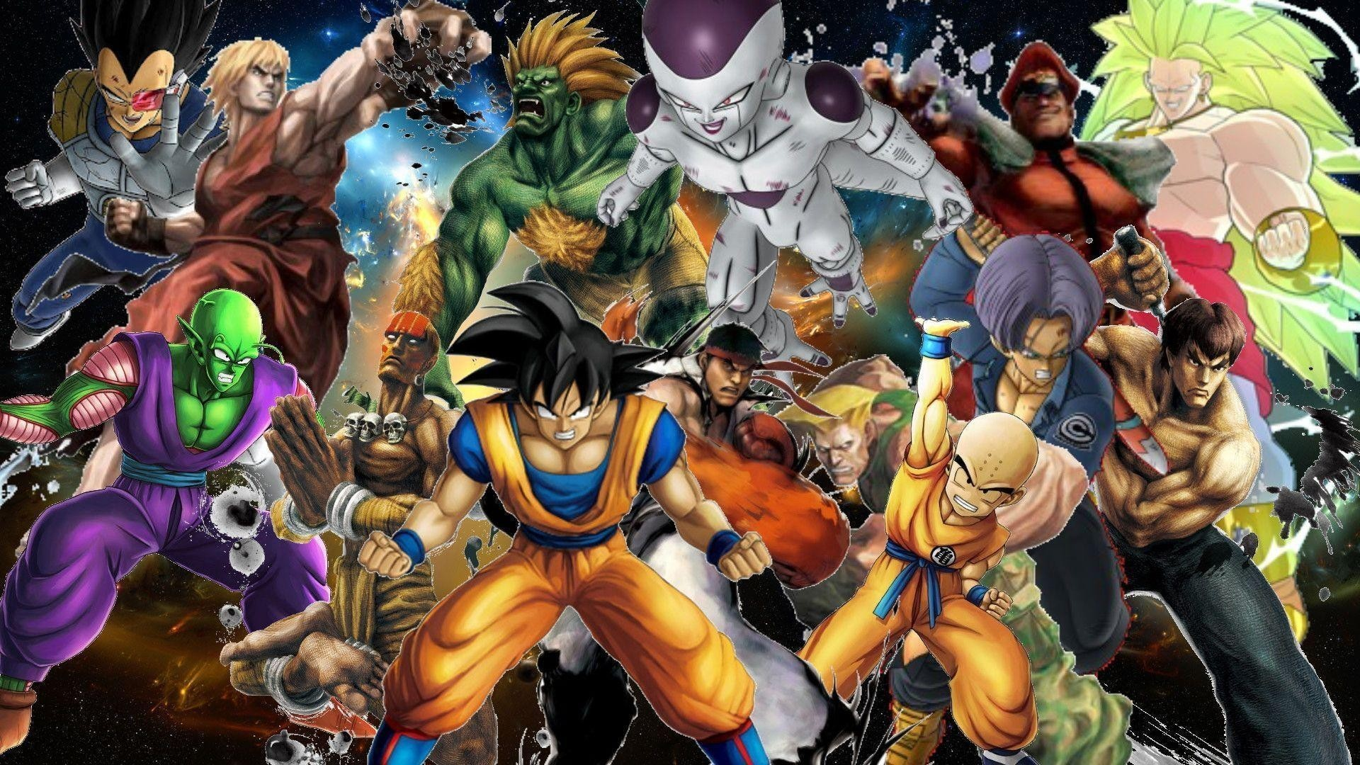 Dragon Ball Z HD Wallpapers (80+ background pictures)