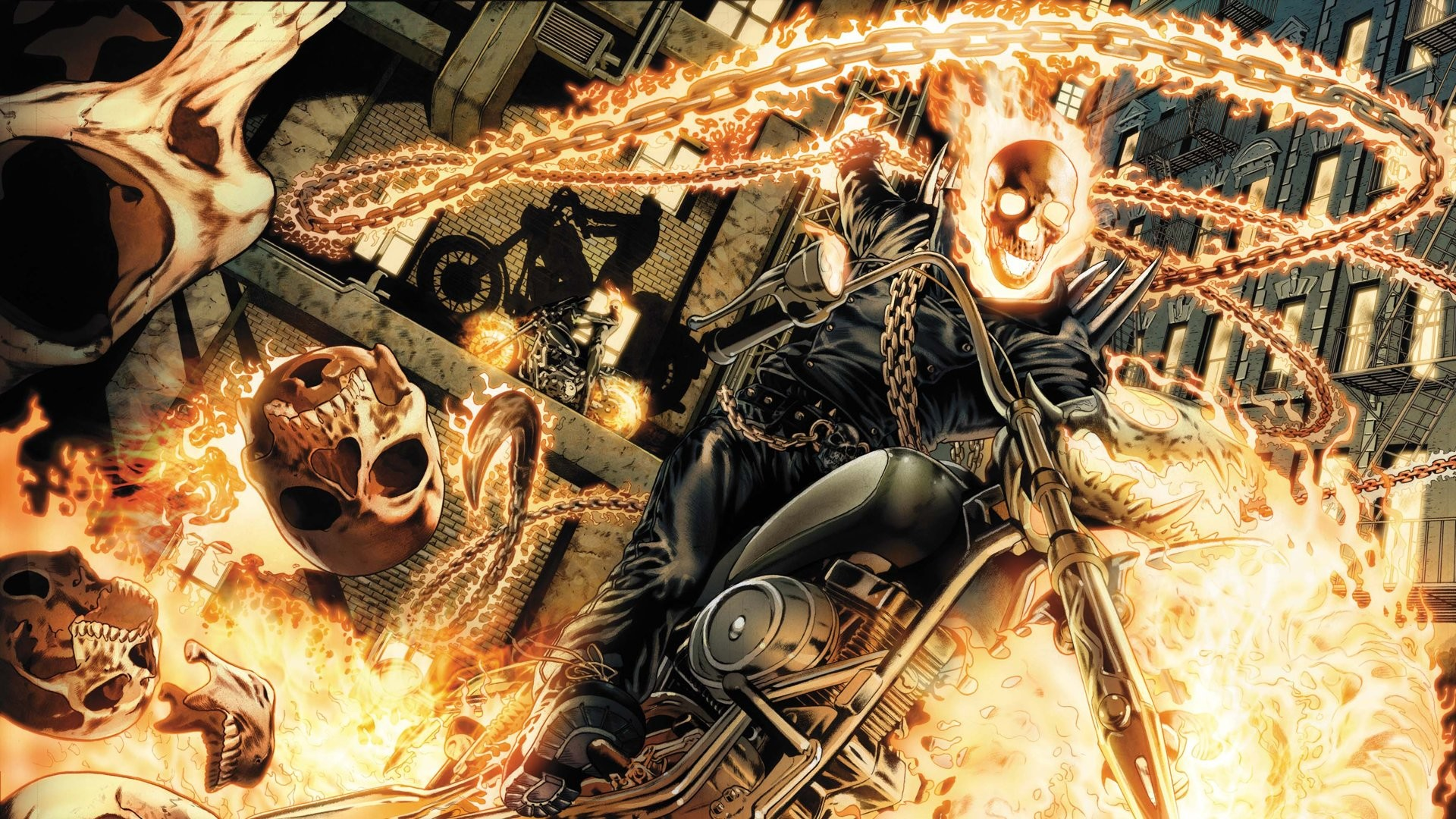 1920x1080 Ghost Rider wallpapers hd