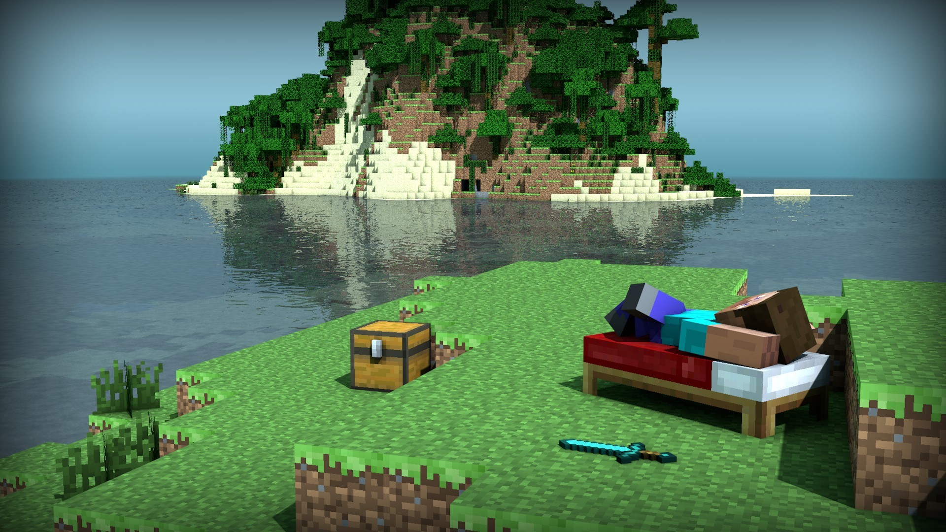 1920x1200 Cool Minecraft Backgrounds Wallpaper 1920A 1200 Wallpapers 28
