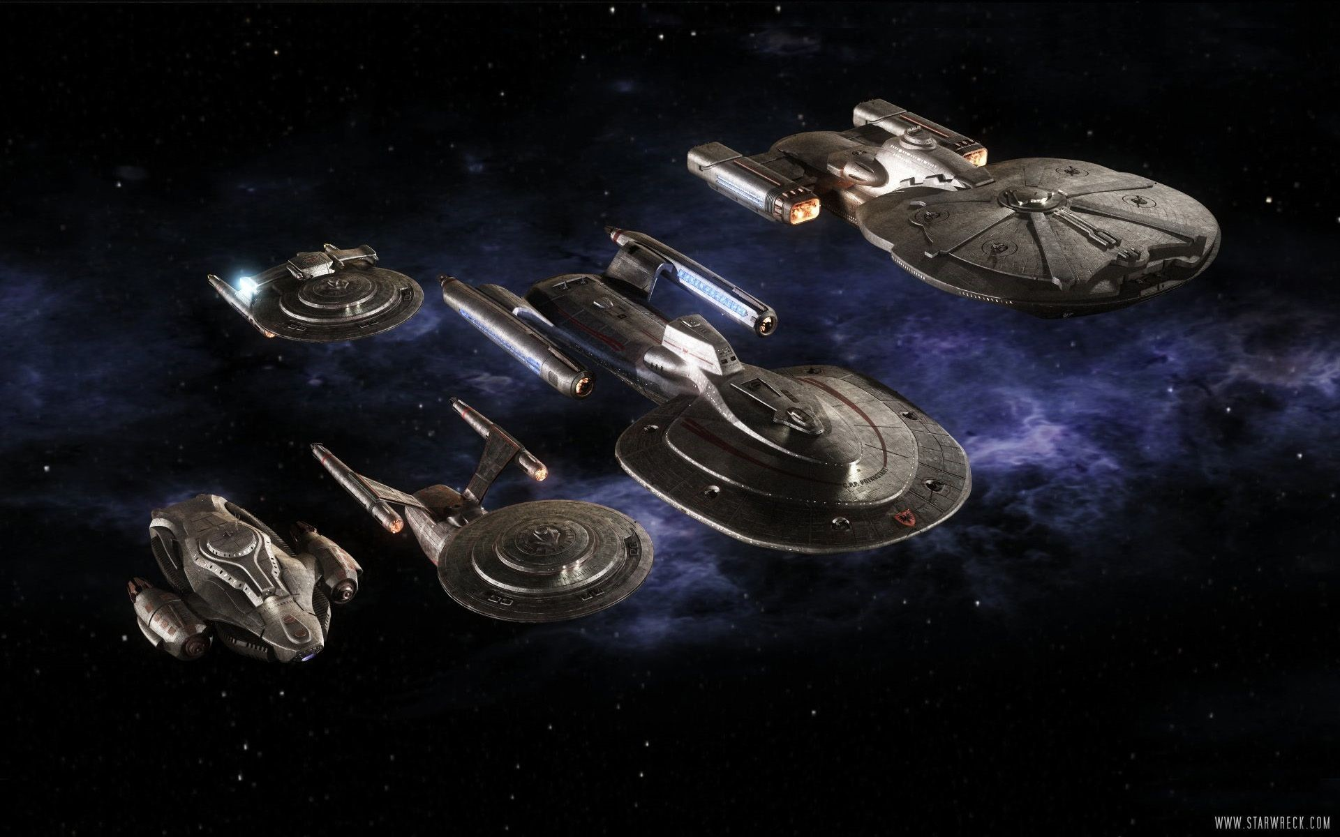 Star Trek Ships Wallpapers 68 Background Pictures