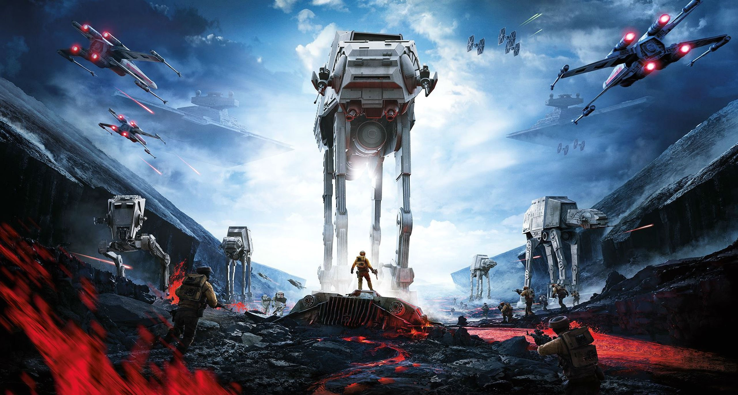 Star Wars Battlefront Wallpapers 80 Background Pictures