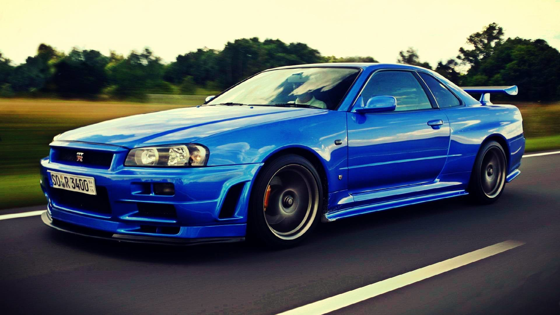 Nissan Skyline Gtr Wallpapers 74 Background Pictures