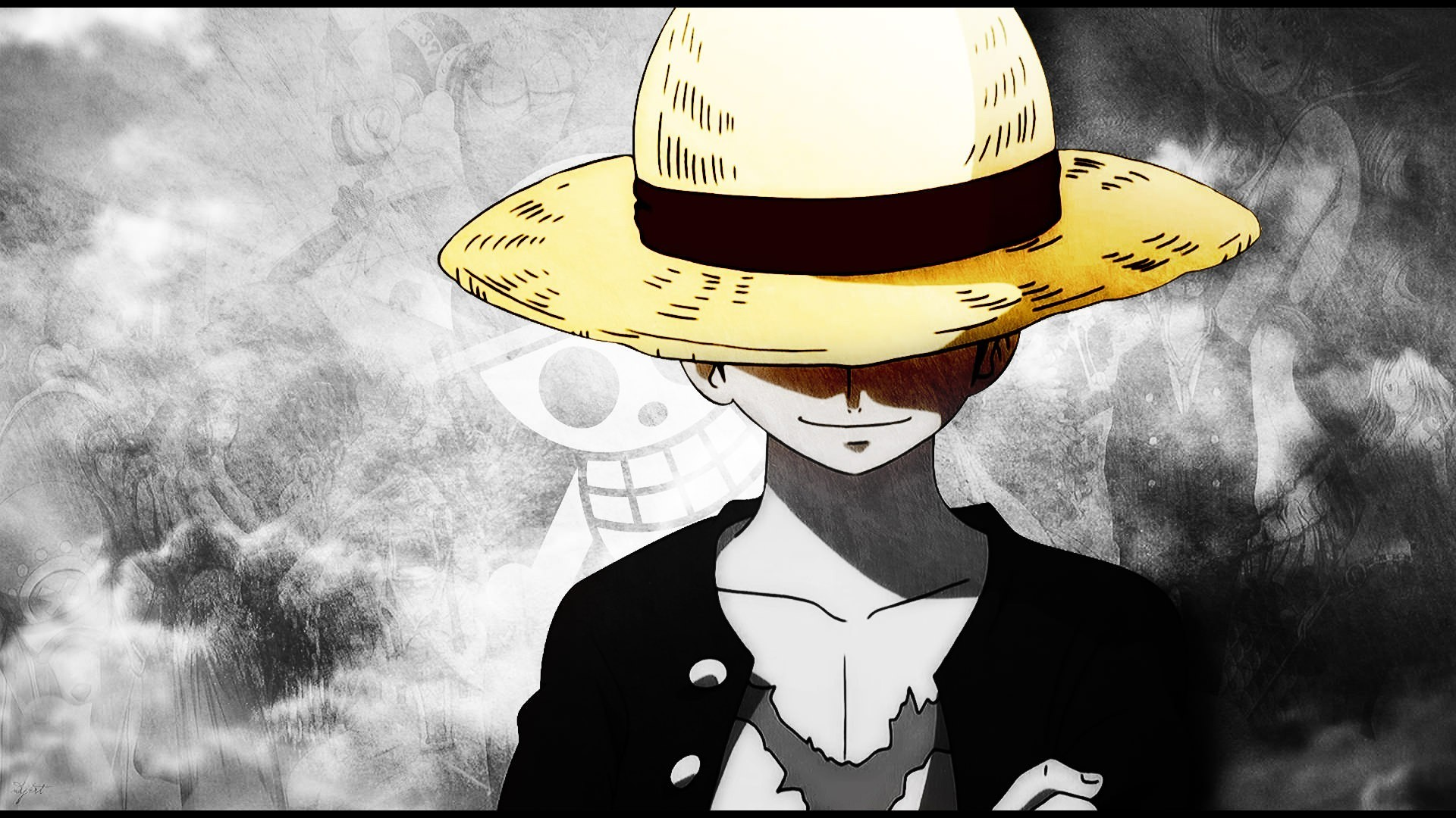 one piece wallpapers luffy (72+ background pictures)