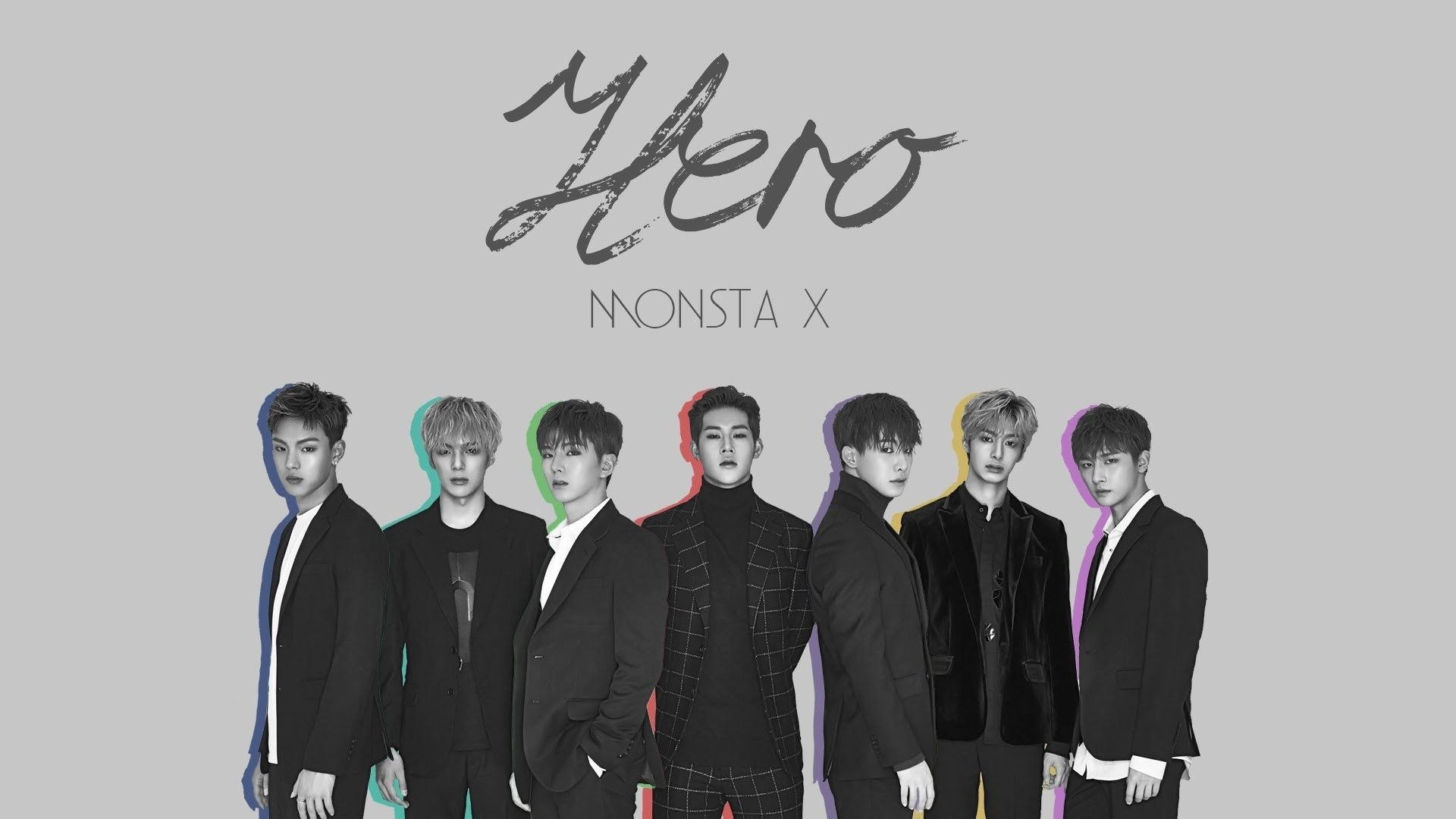 Monsta X Wallpapers 81 Background Pictures