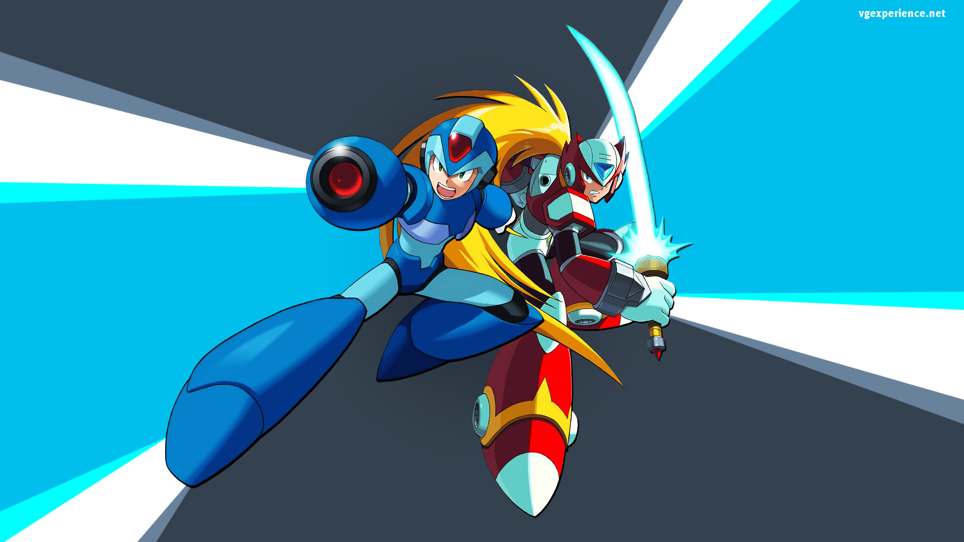 Mega Man Wallpapers (72+ background pictures)