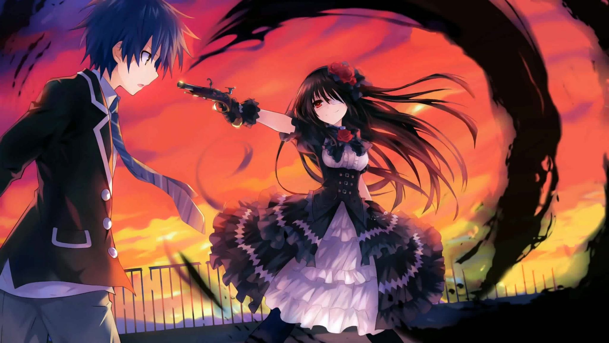 Date A Live Wallpapers (66+ background pictures)