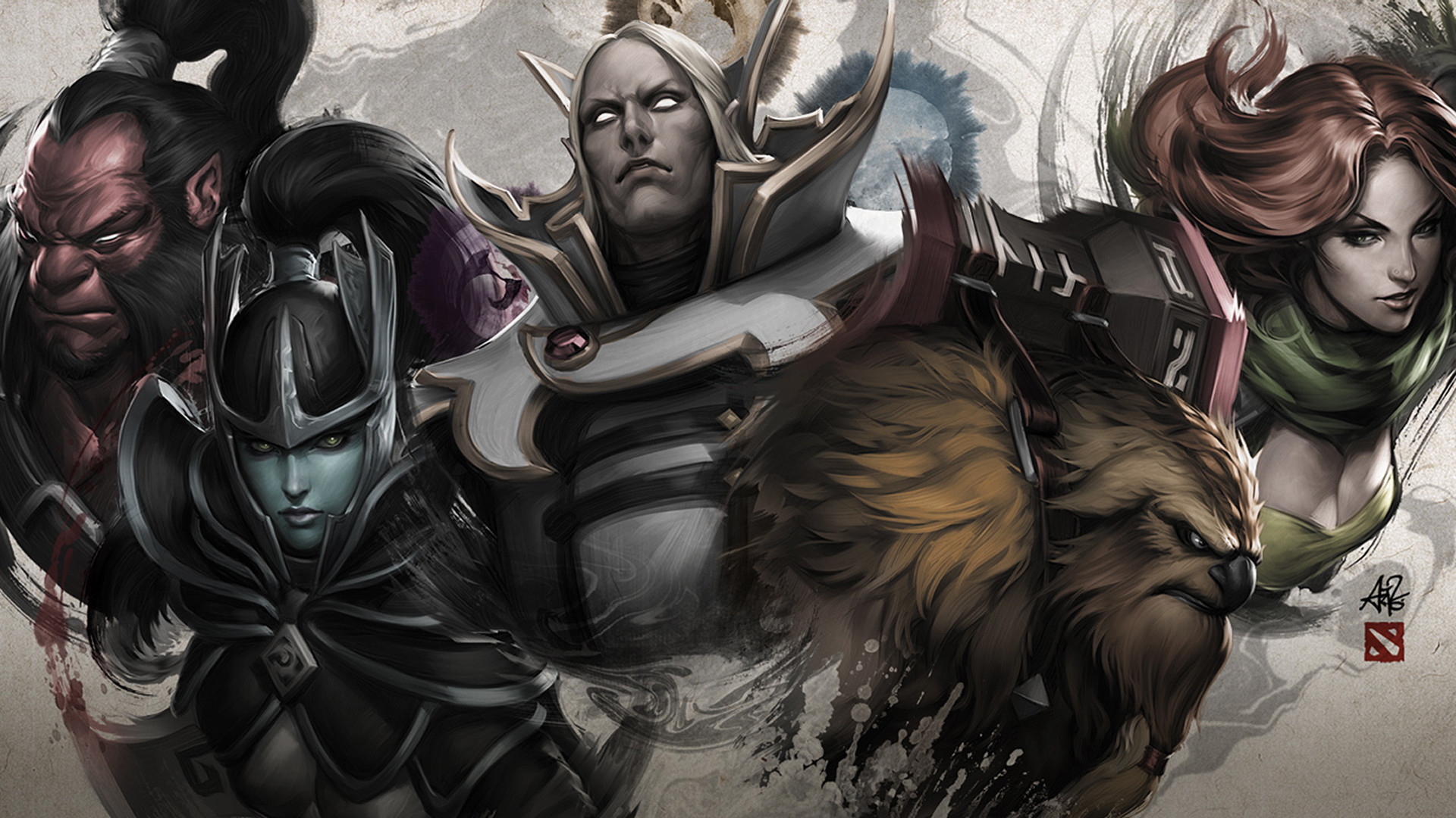Invoker wallpapers 83 background pictures - Wallpaper hd dota ...