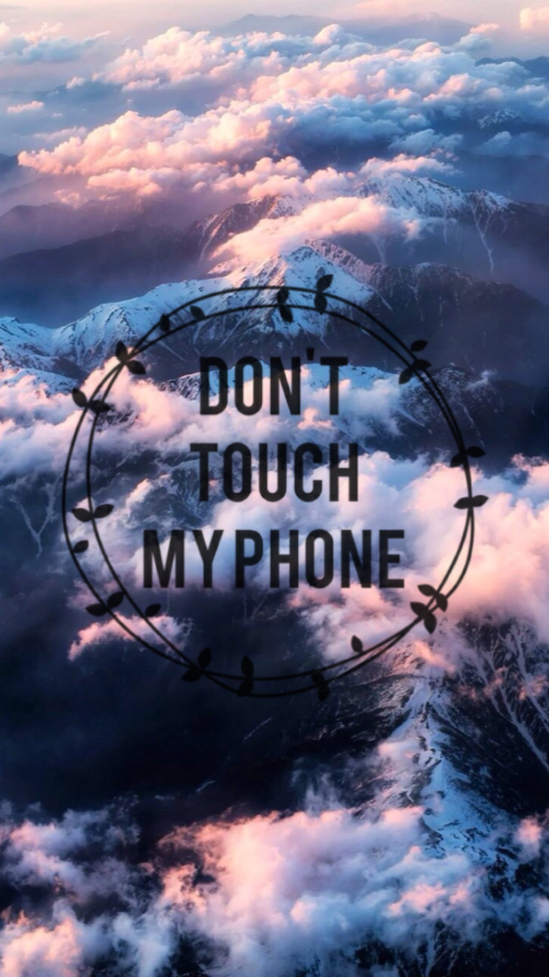 1080x1920 Download Wallpaper · dont touch my phone wallpaper #167816