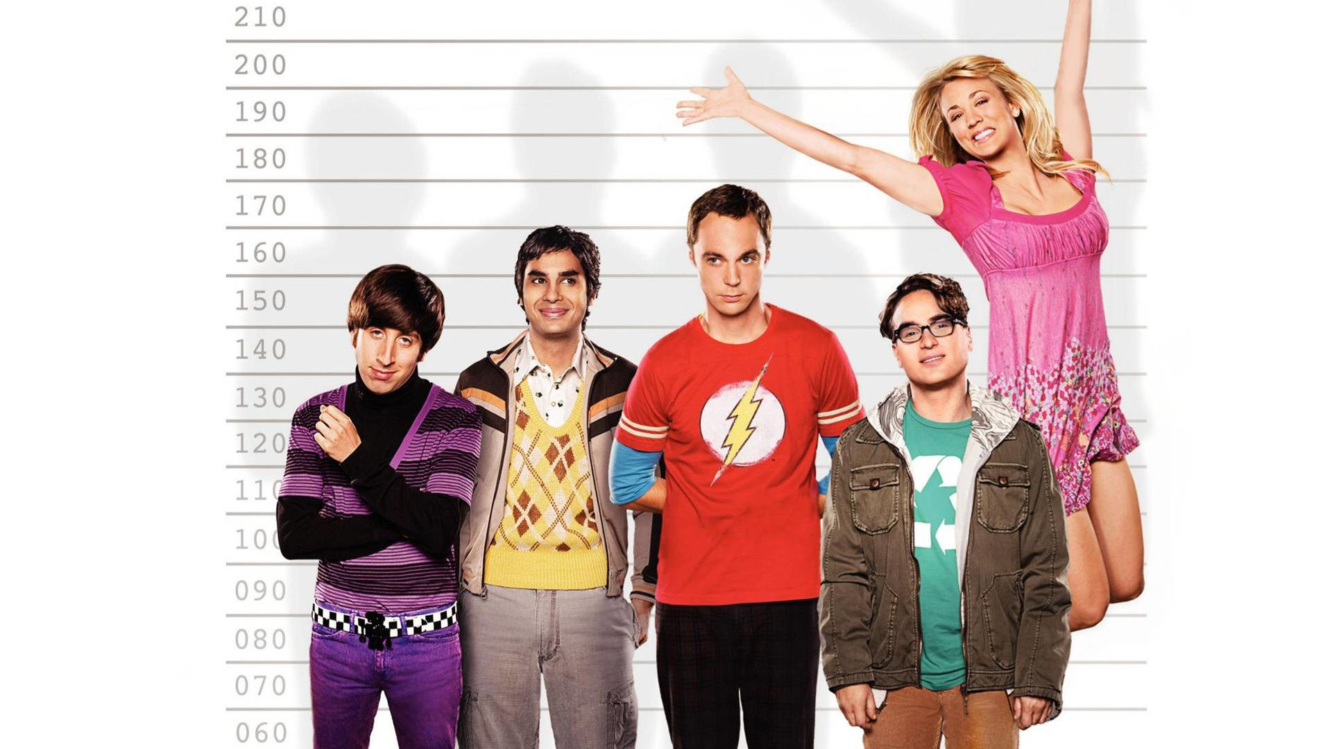 The Big Bang Theory Wallpapers 69 Background Pictures
