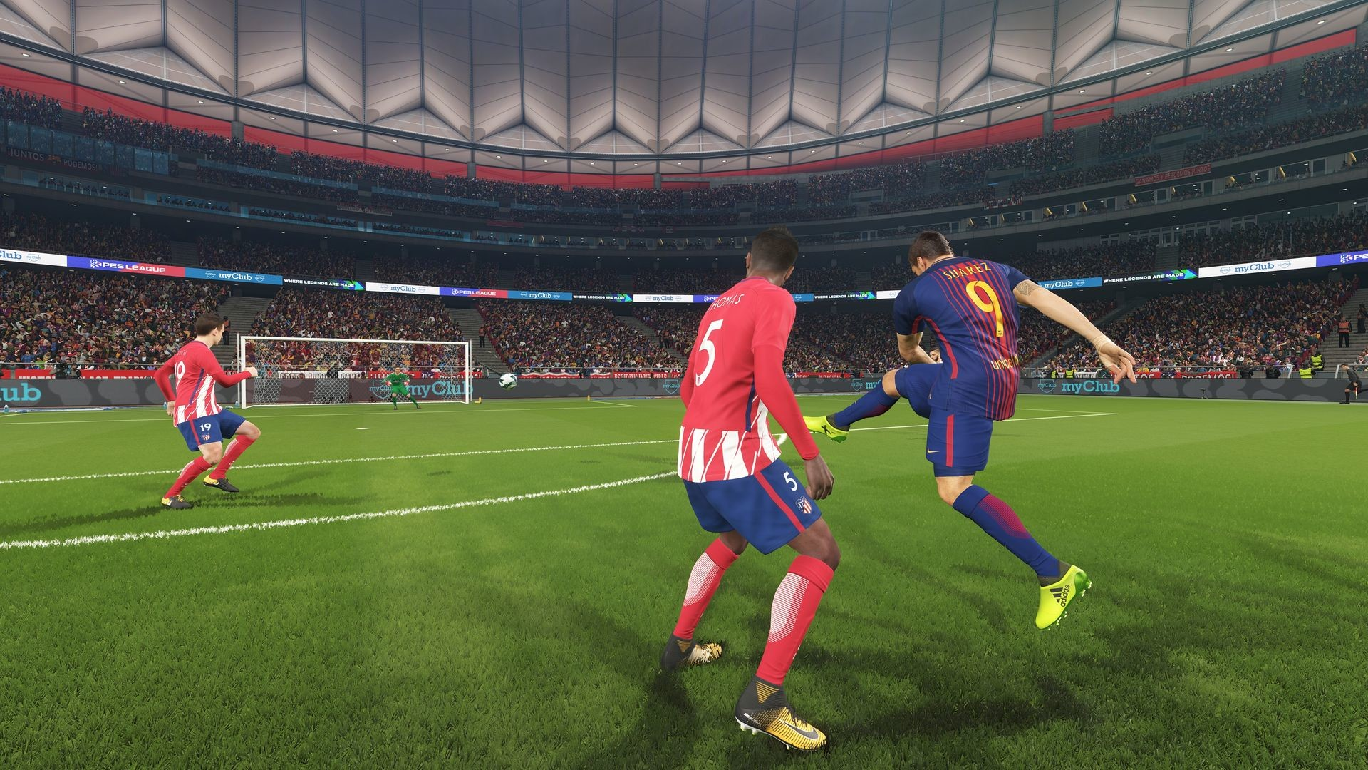 Pes2018 Wallpapers (82+ background pictures)