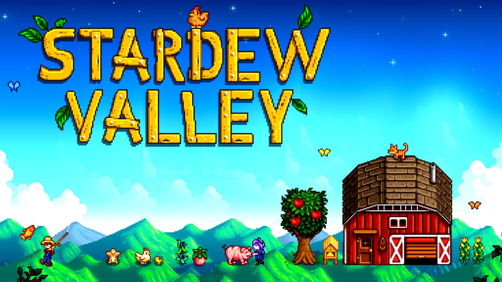 Stardew Valley Wallpapers (94+ background pictures)
