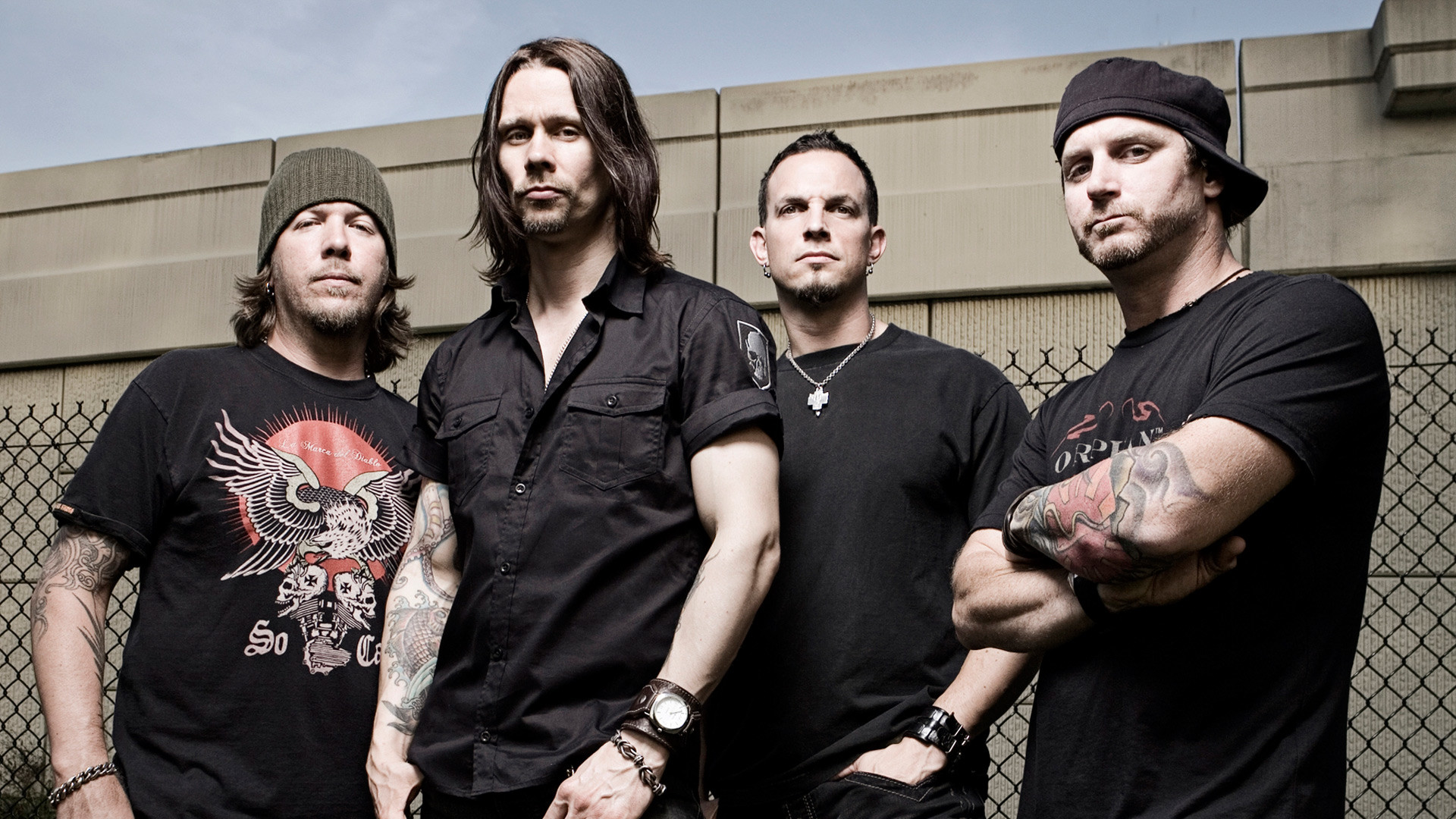 Alter Bridge Wallpapers 73 Background Pictures