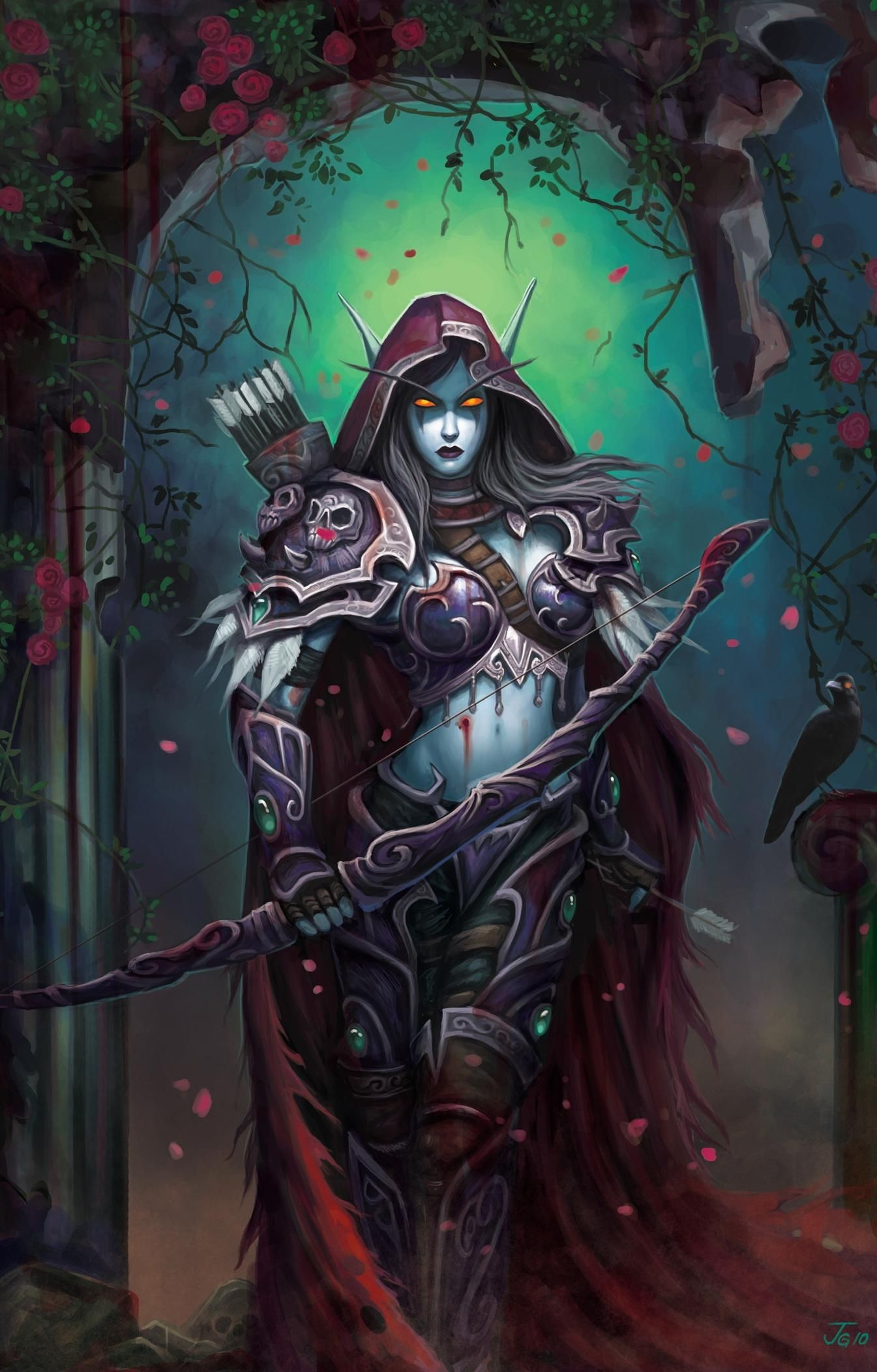 Sylvanas Wallpapers 68 Background Pictures