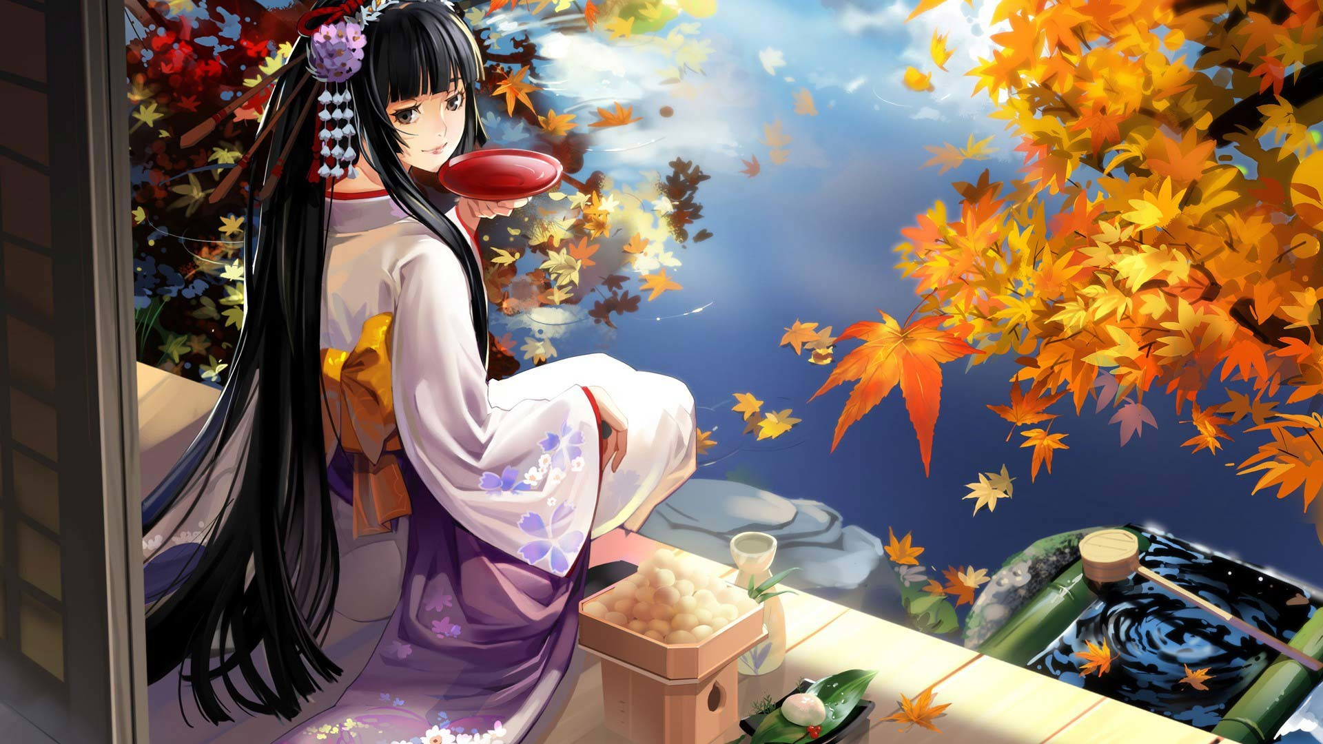 1600x2844 Anime Wallpaper Hd Android Free Download Cute Phone