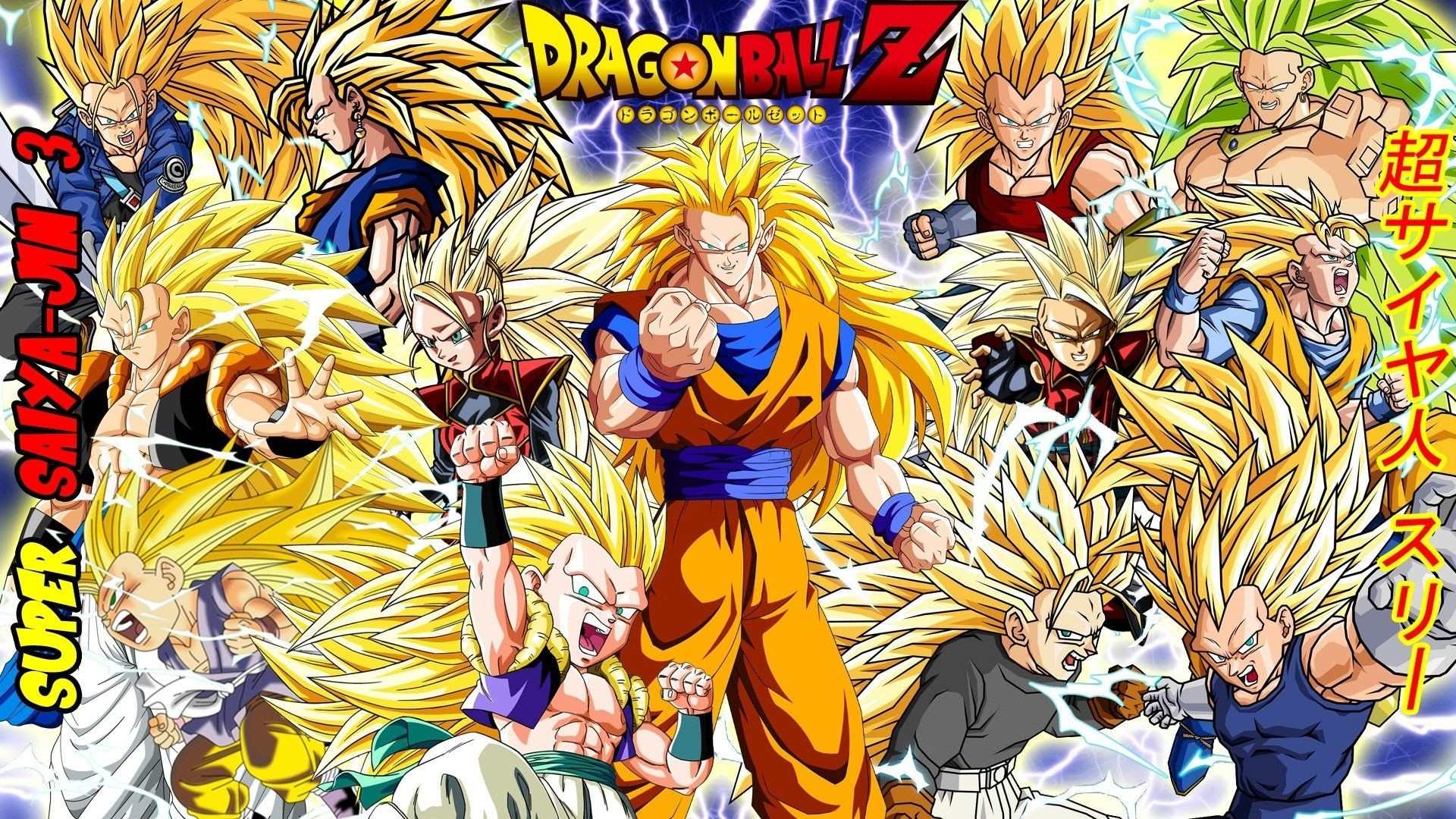 Dragon Ball Gt Hd Wallpapers 64 Background Pictures