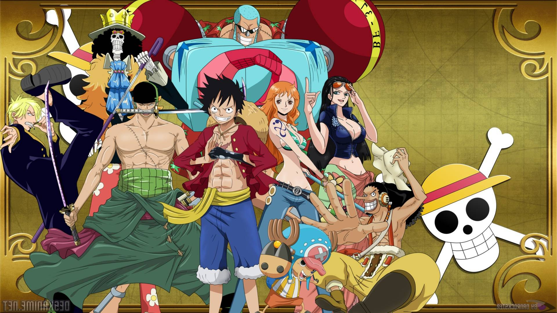 One Piece New World Wallpapers 68 Background Pictures