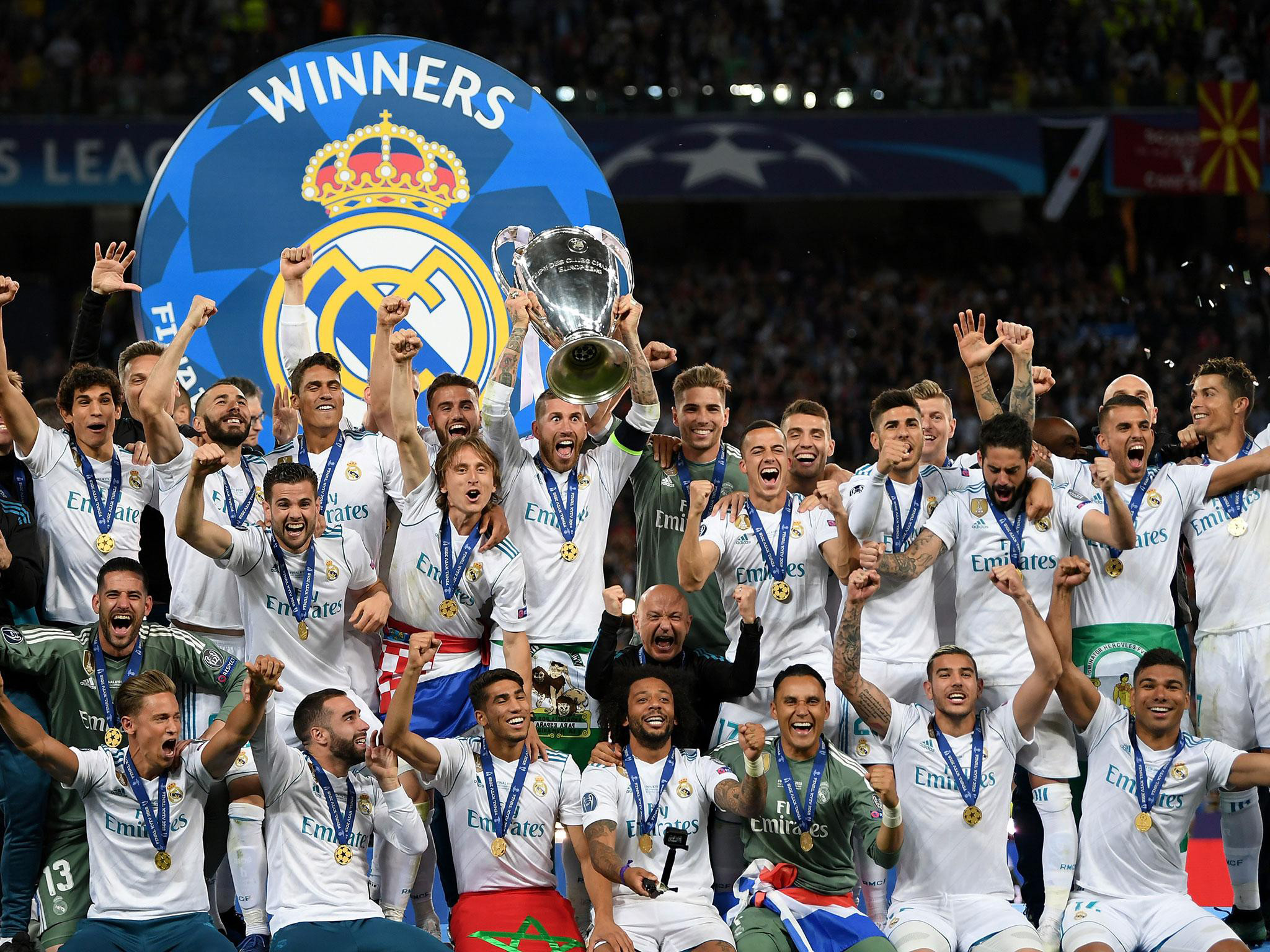 Real madrid wallpapers hd 2018 75 background pictures - Madrid wallpaper ...