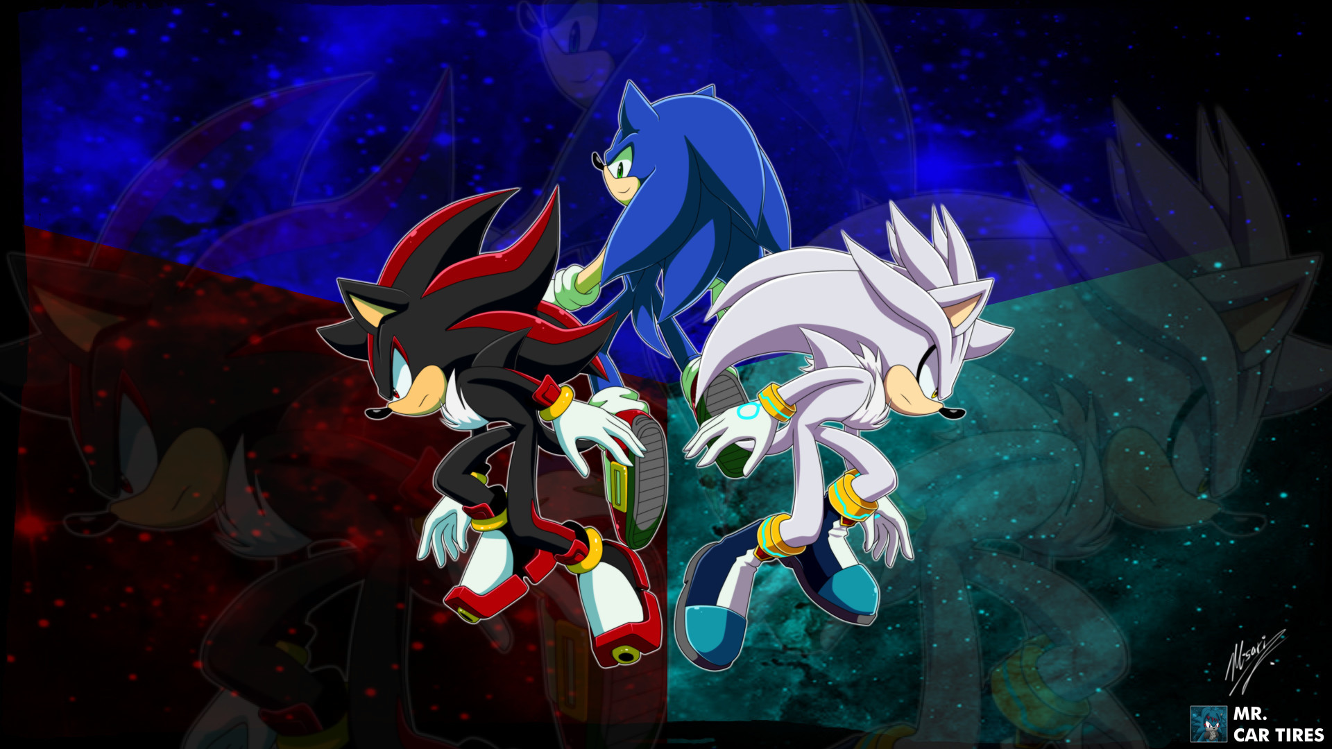 Shadow The Hedgehog Wallpapers (82+ background pictures)