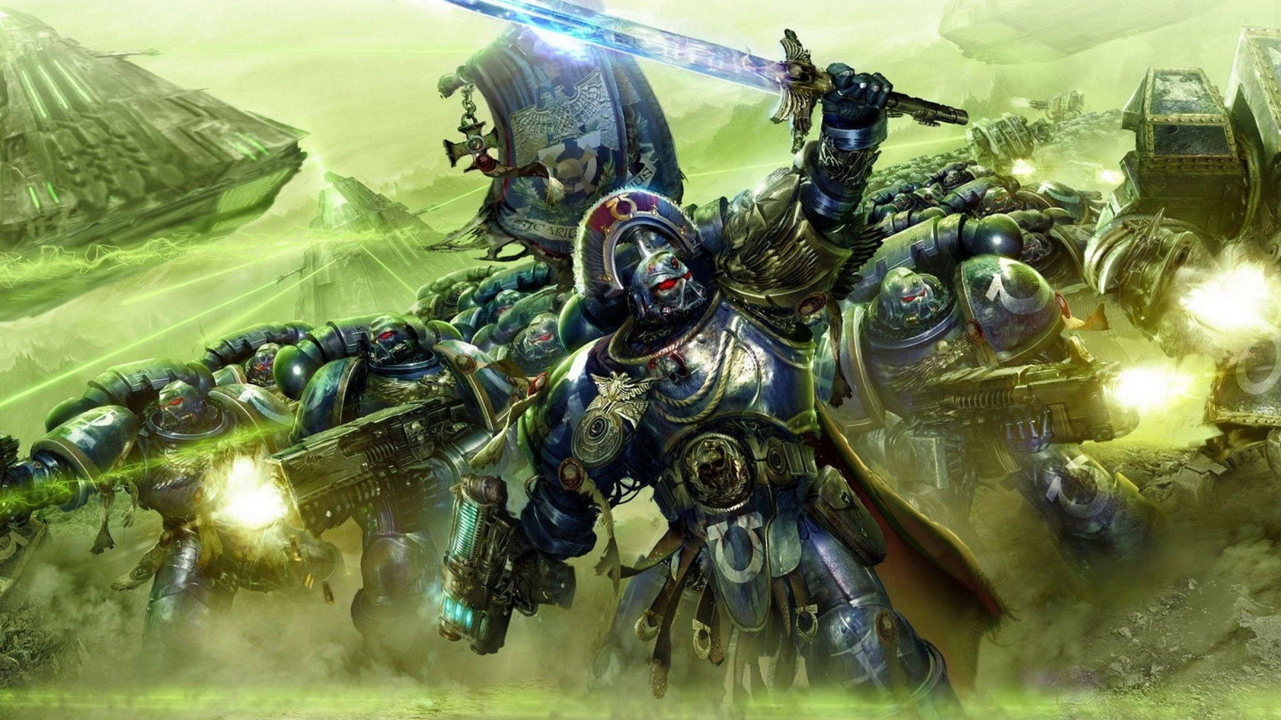 Space Marines Wallpapers (69+ background pictures)