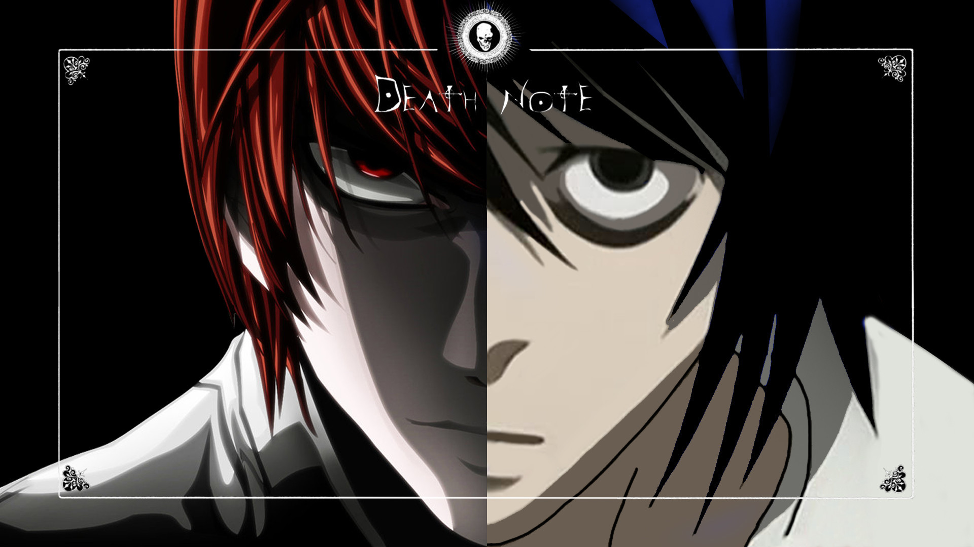 L Wallpapers Death Note 66 Background Pictures