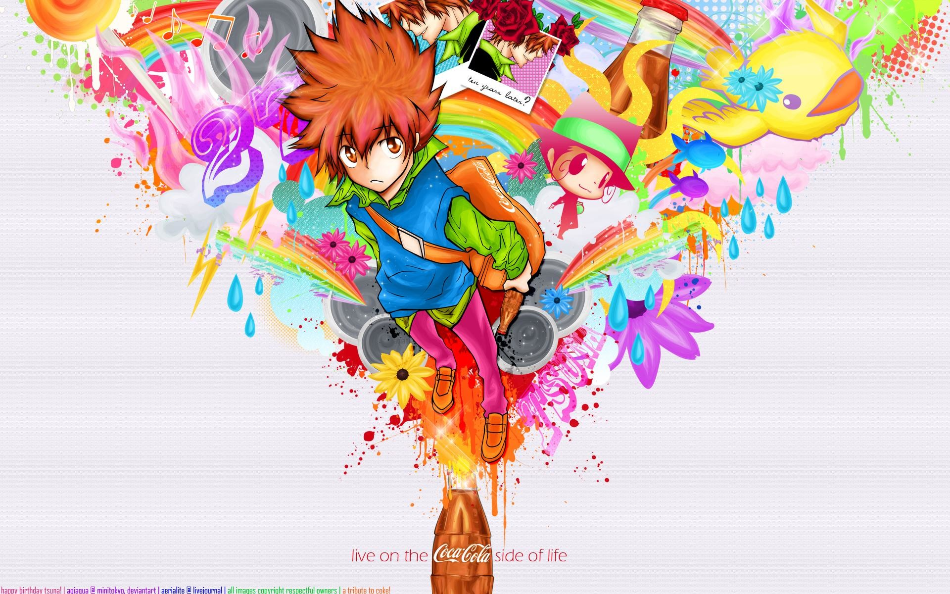 Reborn Tsuna Wallpapers HD (69+ background pictures)