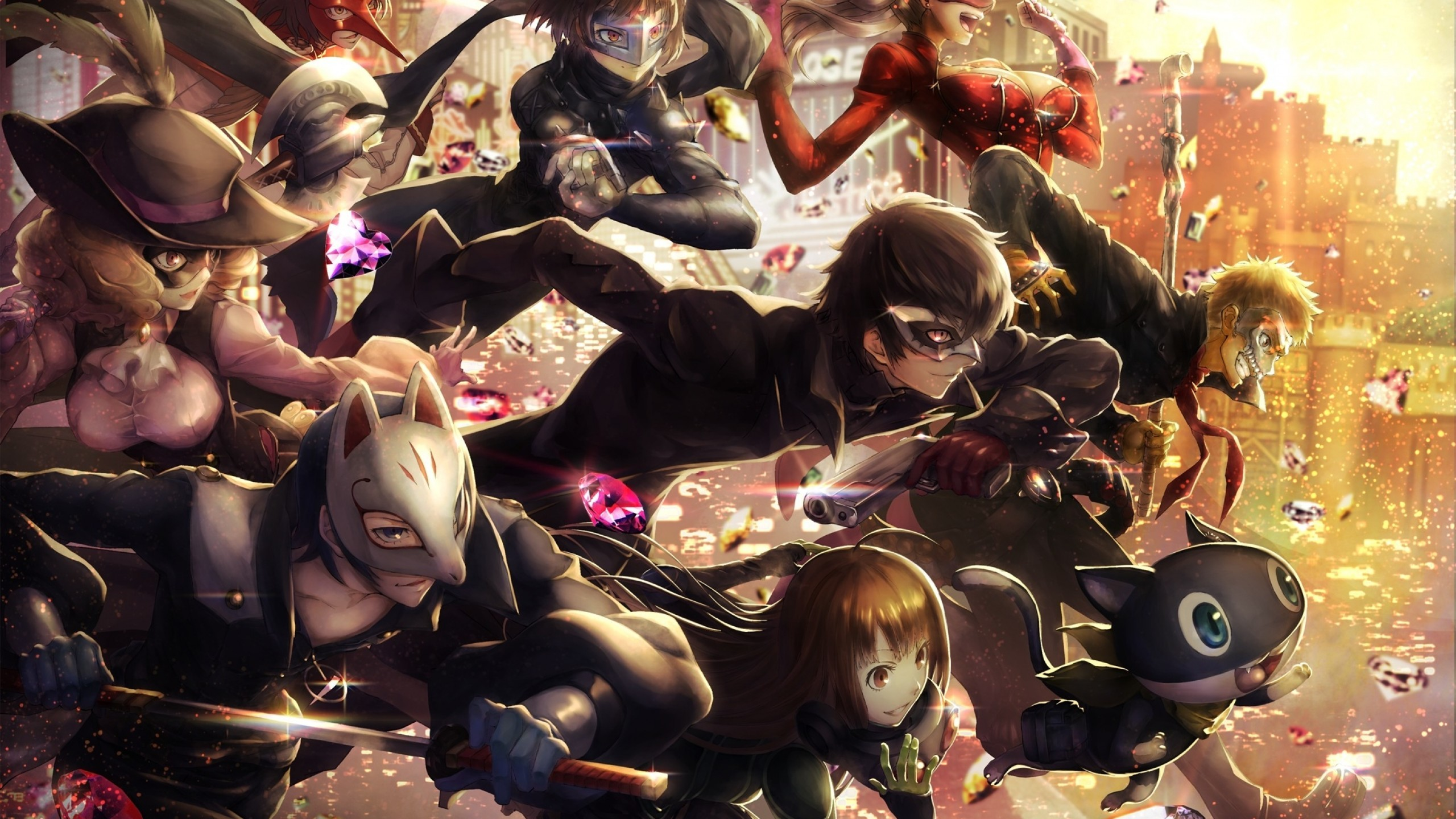 Persona 5 Wallpapers 79 Background Pictures