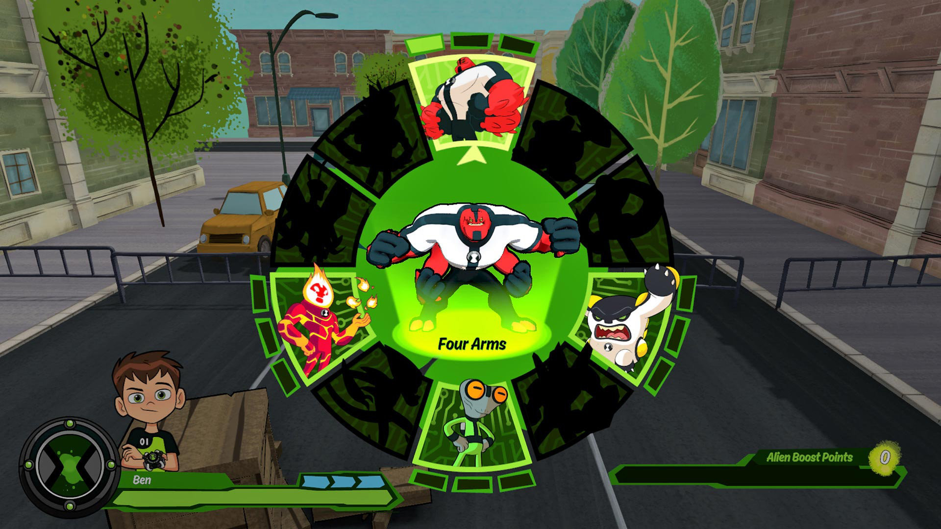 Ben 10 Omniverse Wallpapers (60+ background pictures)