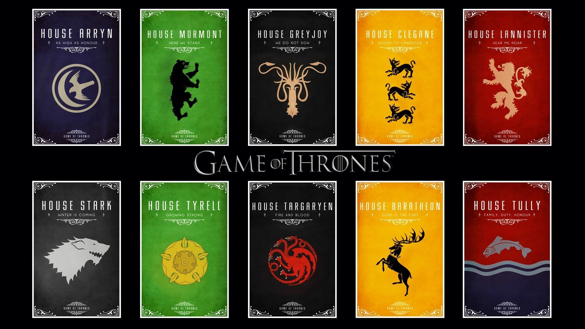 Game Of Thrones Hd Wallpapers 80 Background Pictures
