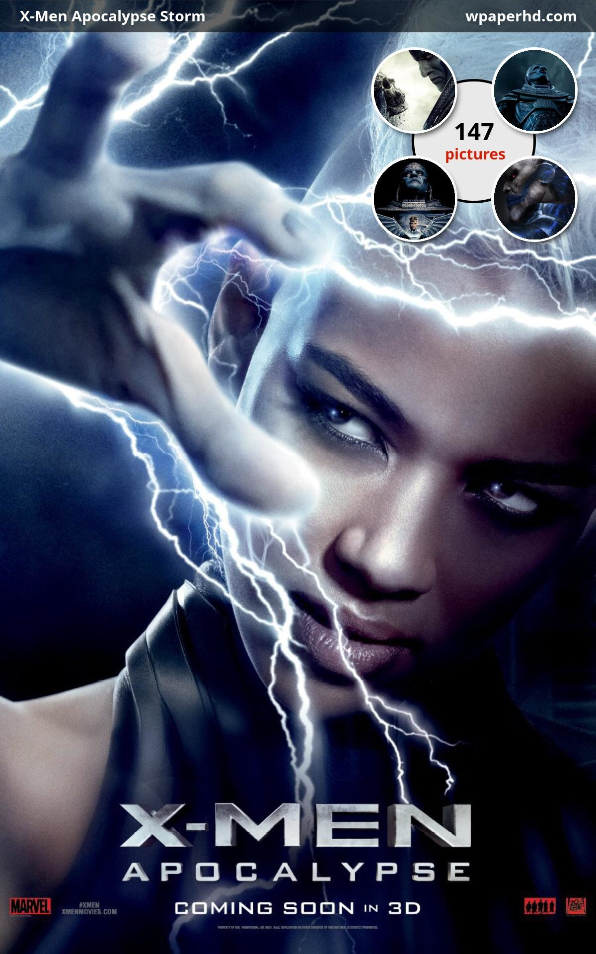 X Men Storm Wallpapers 67 Background Pictures