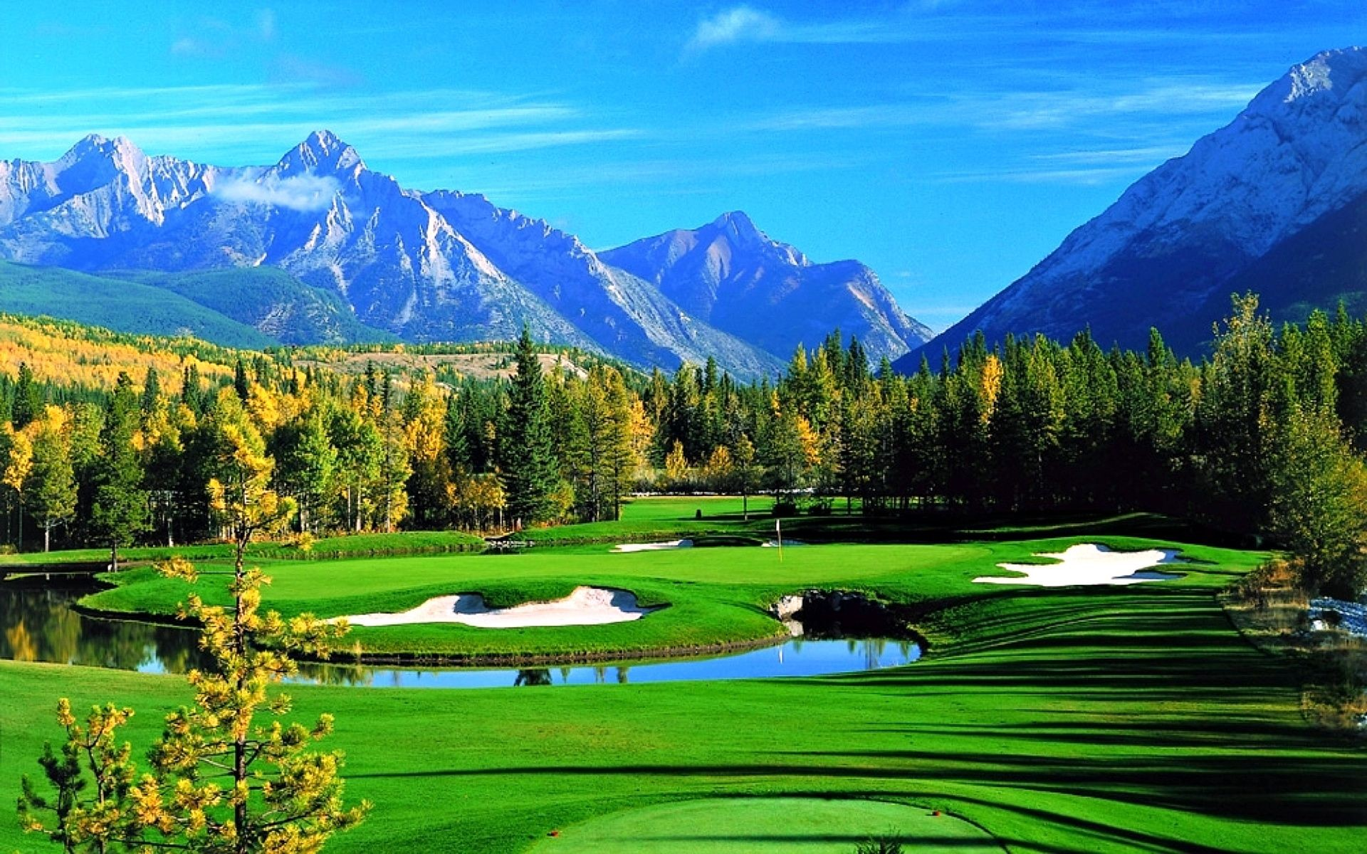 Golf Wallpapers 73 Background Pictures