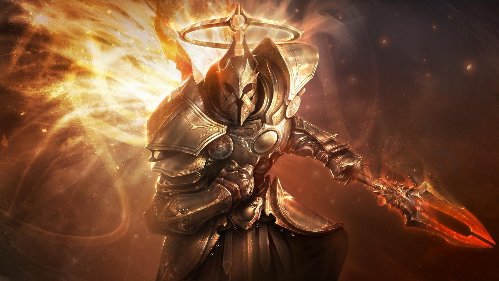 Diablo 3 Wallpapers 76 Background Pictures