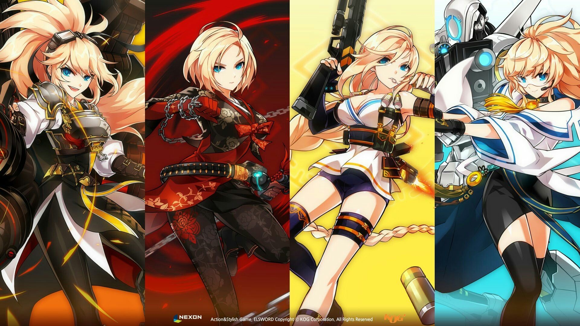 Eve Elsword Wallpapers (59+ background pictures)