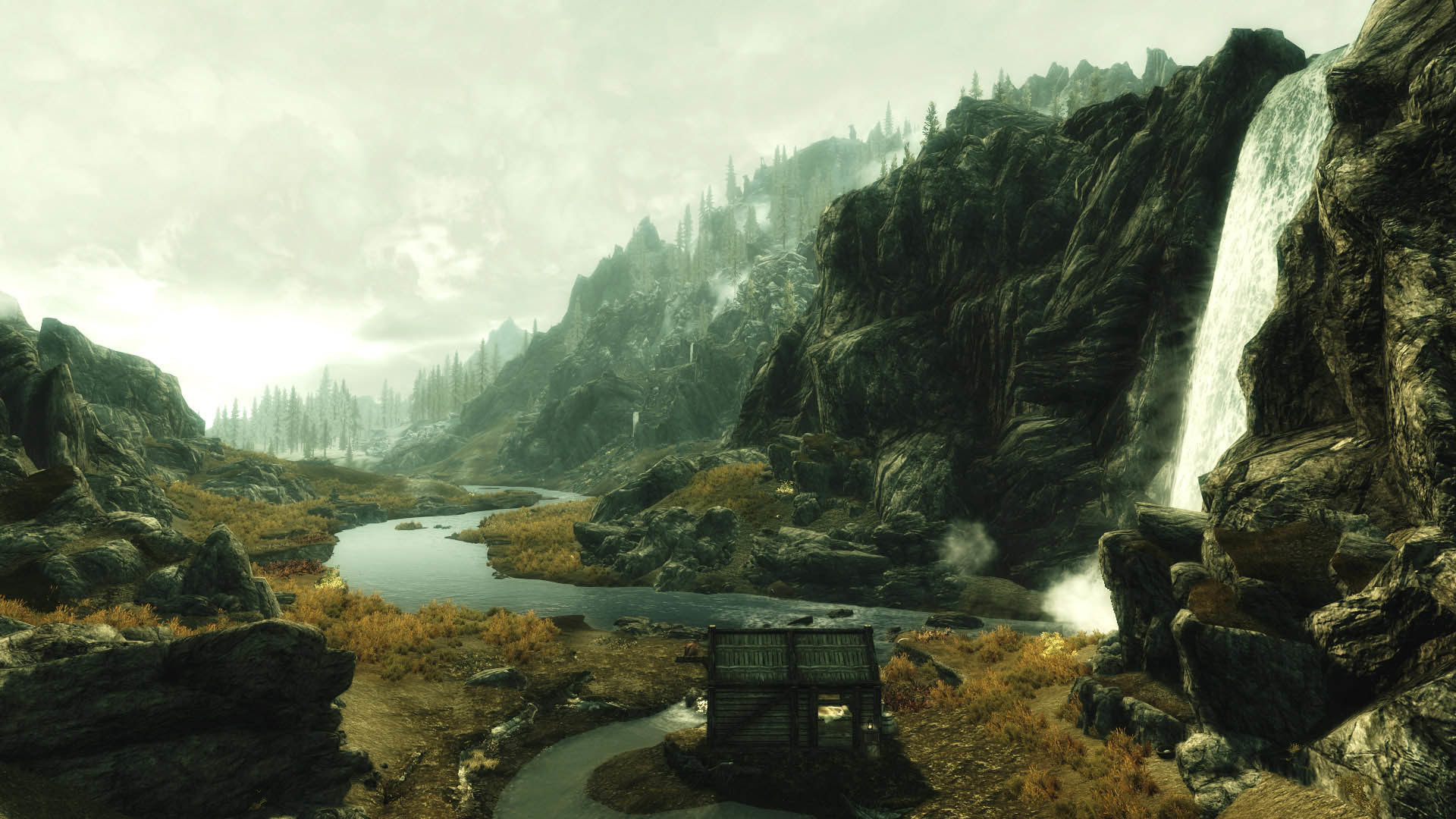 Skyrim Wallpapers Hd 77 Background Pictures