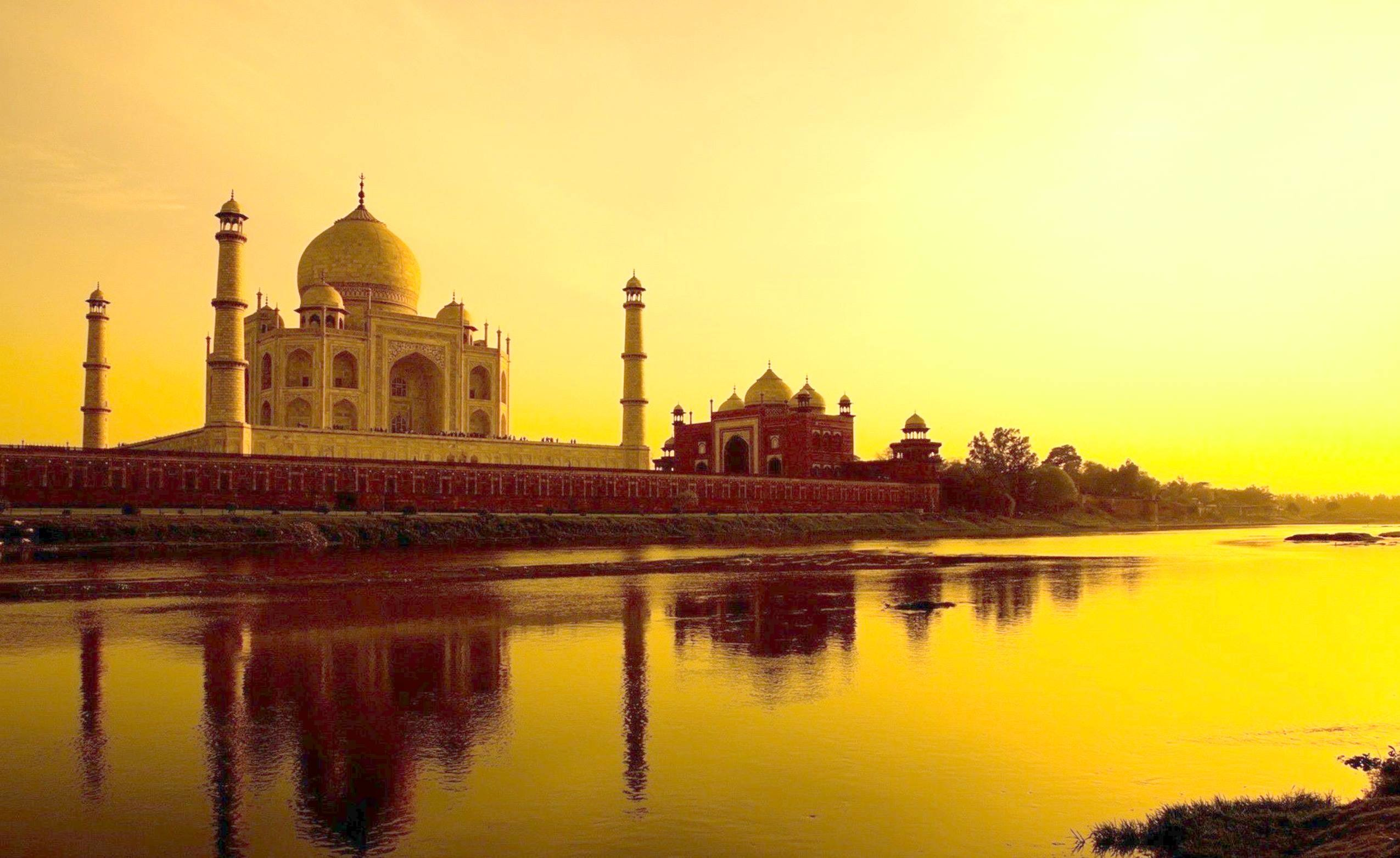 Taj Mahal Wallpapers 56 Background Pictures