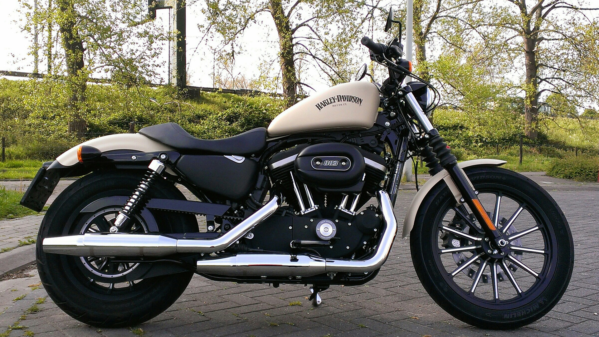 Iron 883 Wallpapers 64 Background Pictures