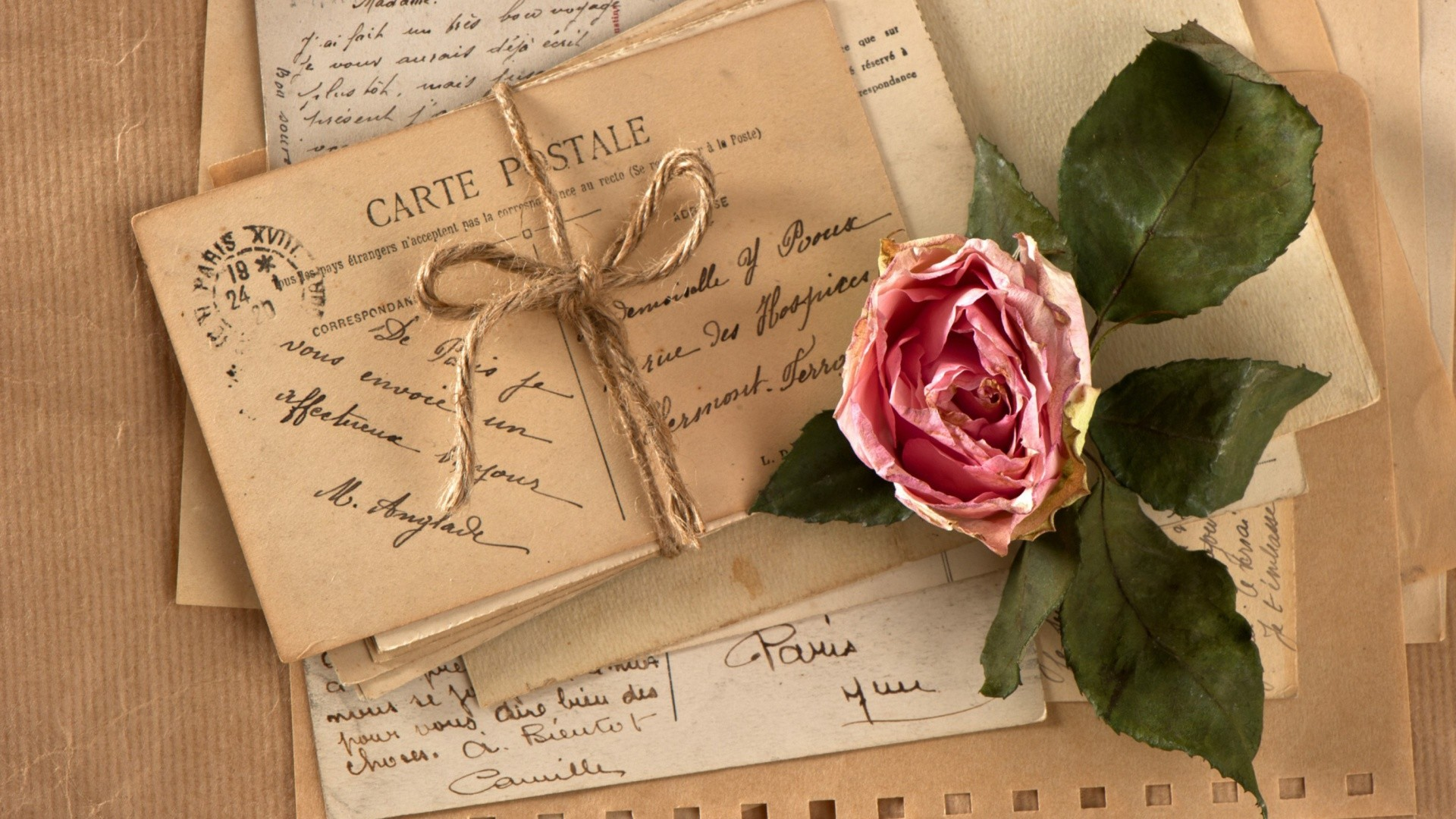 Love Letter Wallpapers 55 Background Pictures