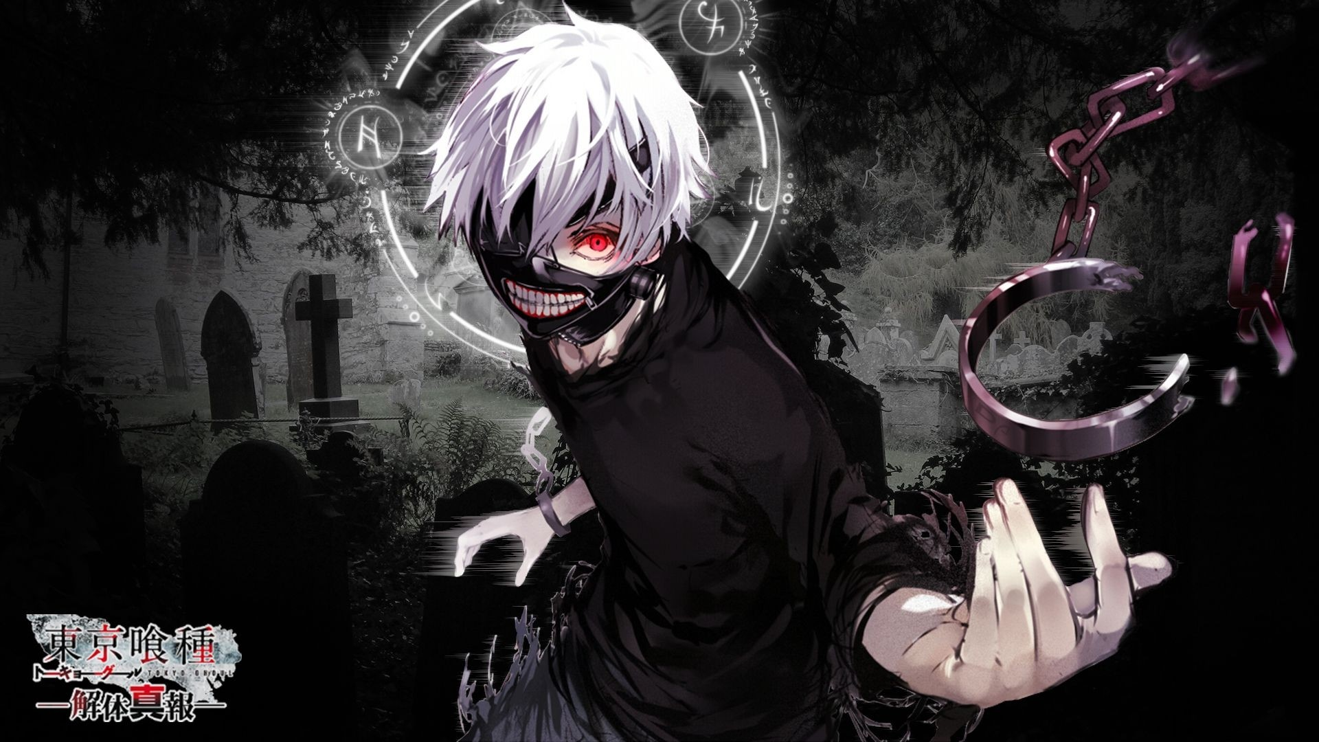 Tokyo Ghoul Wallpapers Hd 83 Background Pictures
