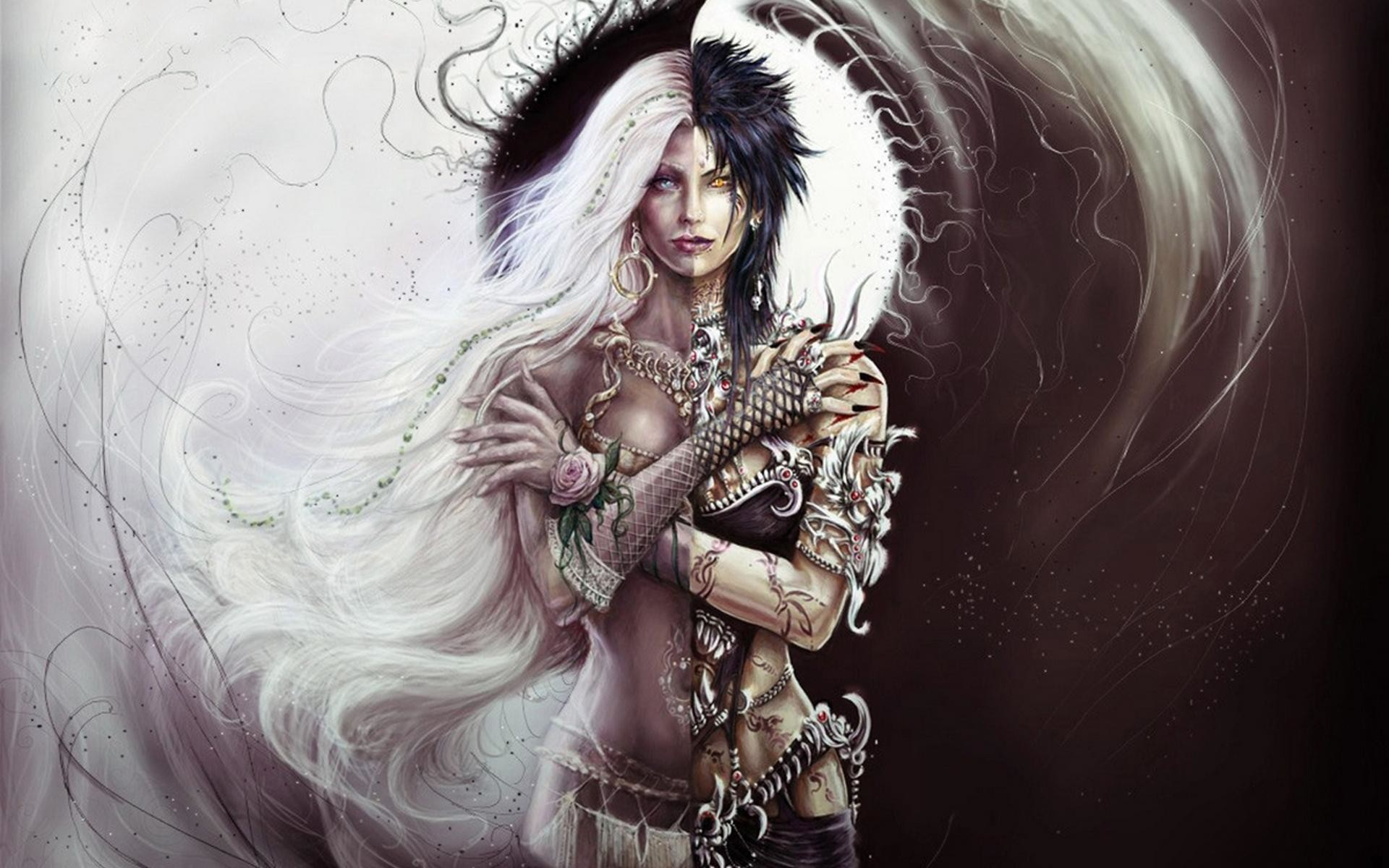 Good Vs Evil Wallpapers 63 Background Pictures