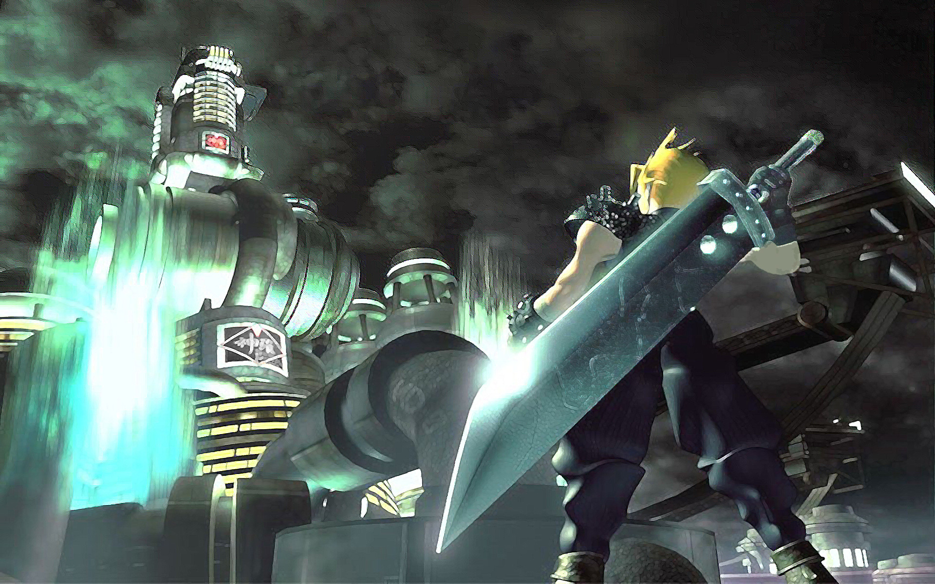 Final Fantasy Vii Wallpapers 73 Background Pictures