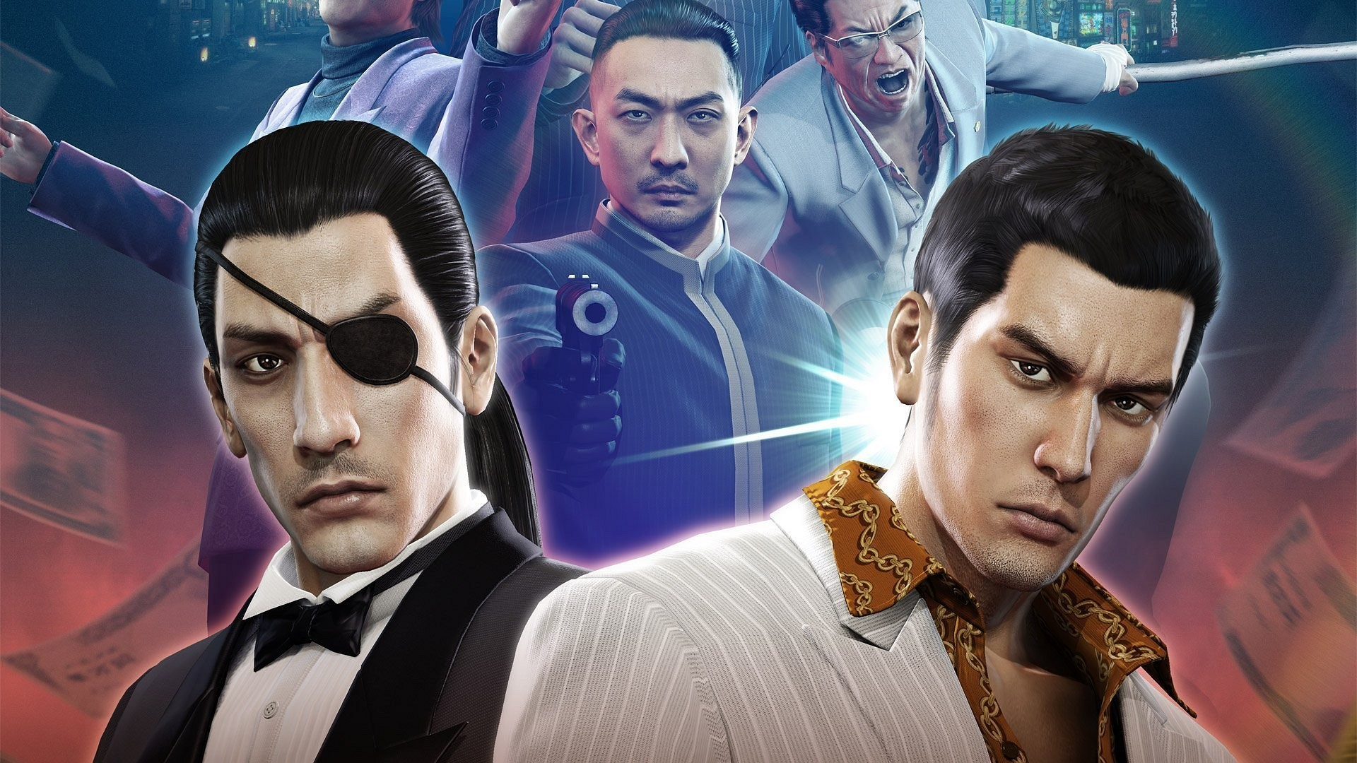 Wallpapers Yakuza (80+ background pictures)