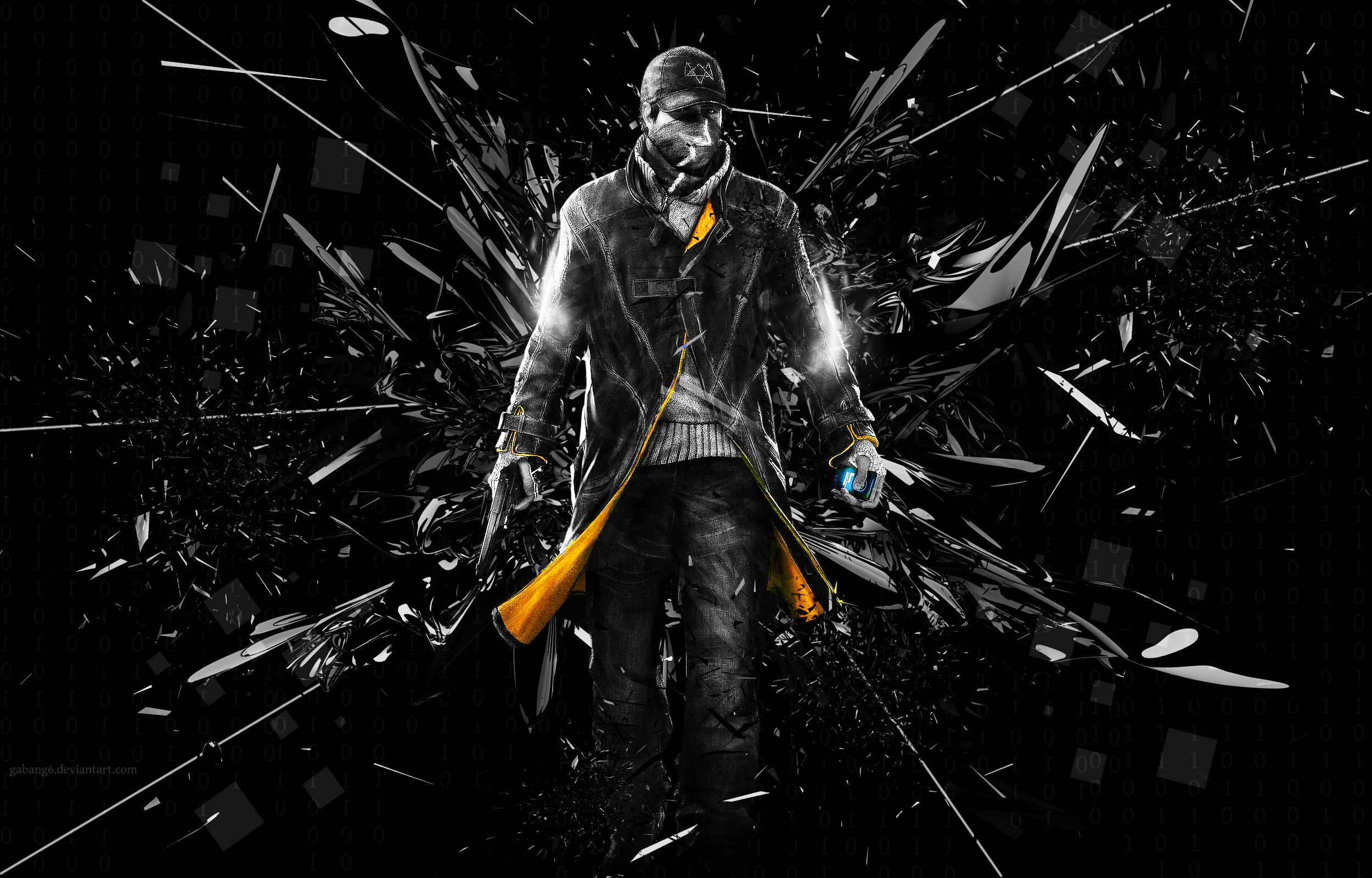 Watch Dogs Wallpapers 82 Background Pictures